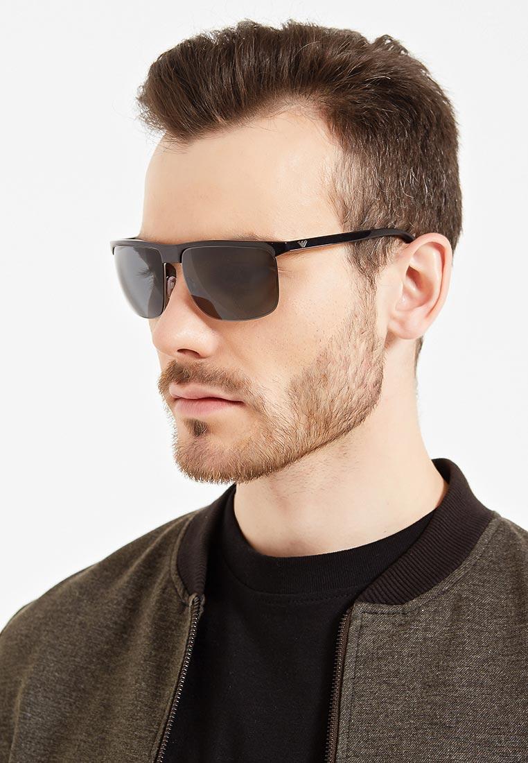 Мужские солнцезащитные очки Emporio Armani 0EA4108: изображение 21