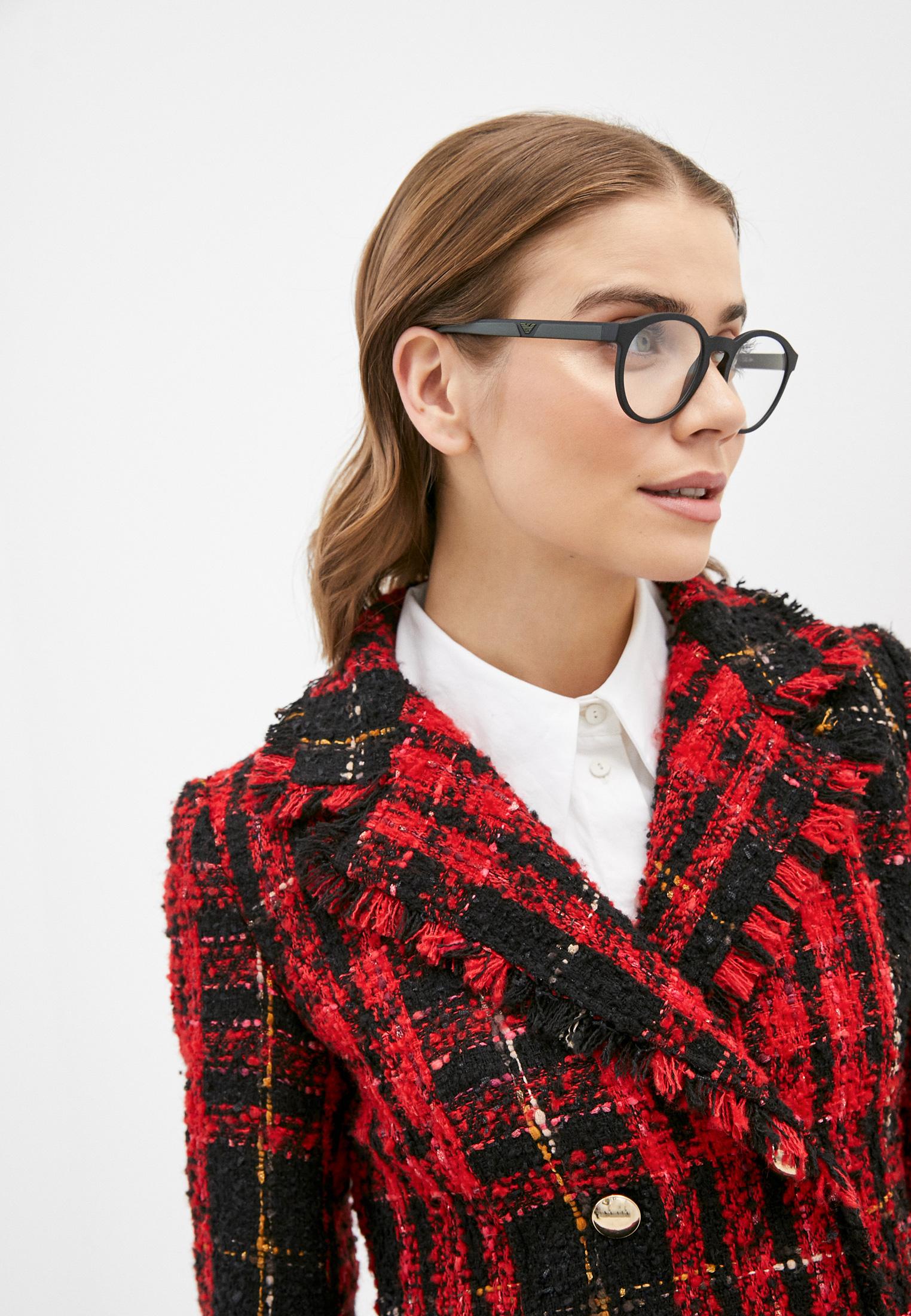 Женские солнцезащитные очки Emporio Armani 0EA4152