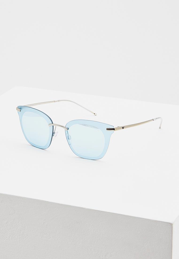 Женские солнцезащитные очки Emporio Armani 0EA2075