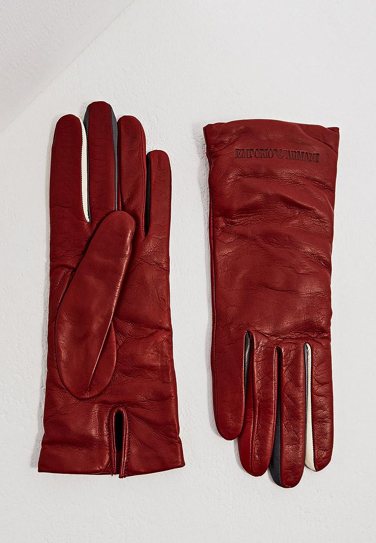 Женские перчатки Emporio Armani (Эмпорио Армани) 634063 9A200