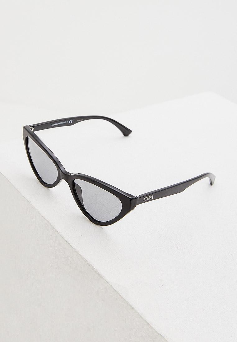Женские солнцезащитные очки Emporio Armani 0EA4136