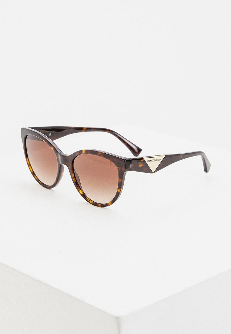 Женские солнцезащитные очки Emporio Armani 0EA4140