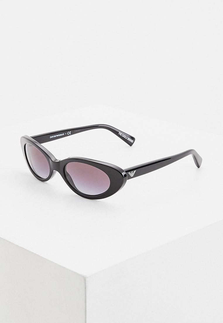 Женские солнцезащитные очки Emporio Armani 0EA4143