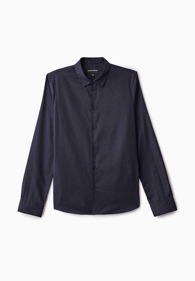 Рубашка Emporio Armani (Эмпорио Армани) 6Z4C09 1N22Z