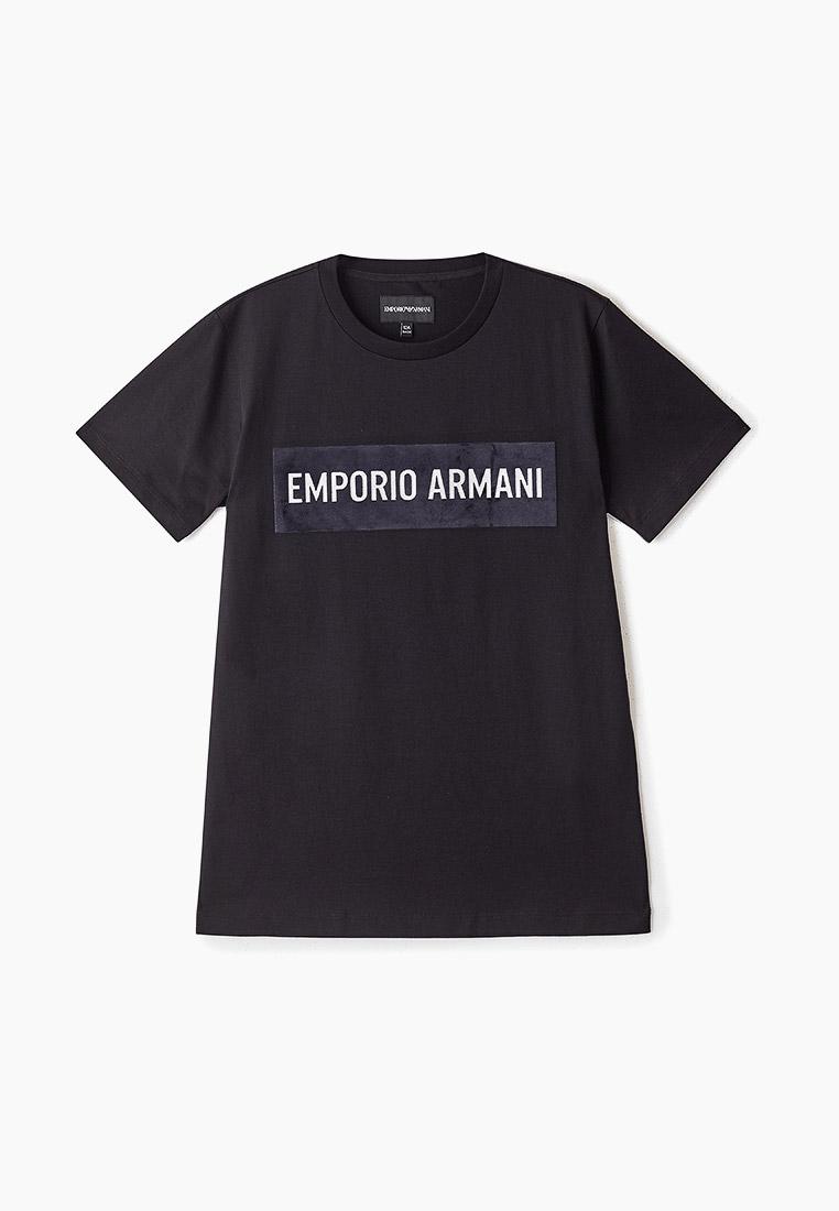 Футболка с коротким рукавом Emporio Armani 6G4TE1 4JFGZ