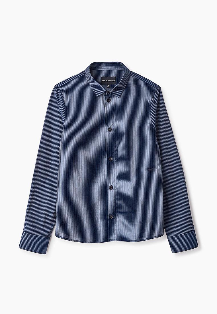 Рубашка Emporio Armani (Эмпорио Армани) 6H4CJ4 4N44Z
