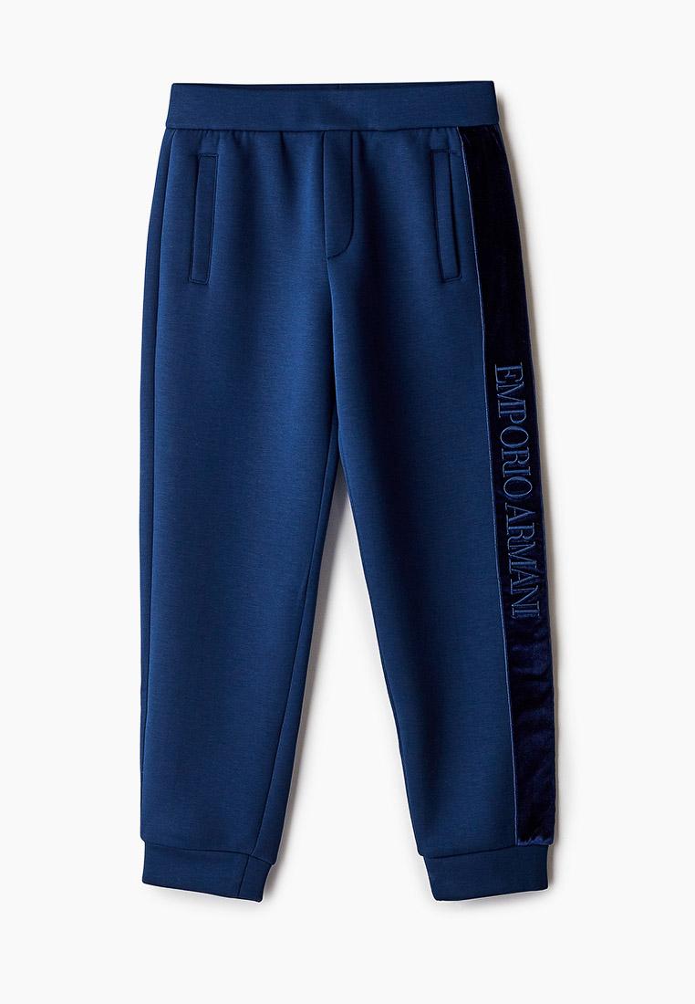 Спортивные брюки для мальчиков Emporio Armani (Эмпорио Армани) 6H4P84 1JDSZ