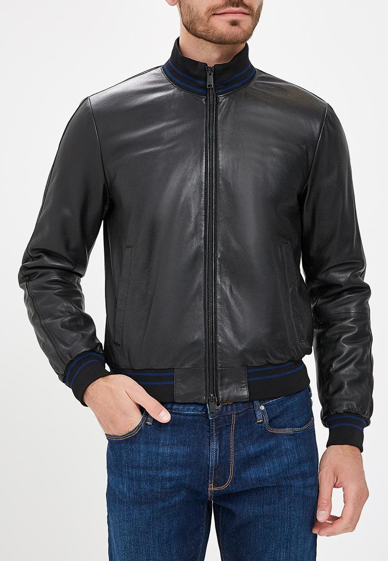 Кожаная куртка Emporio Armani 11b5bp 11P60