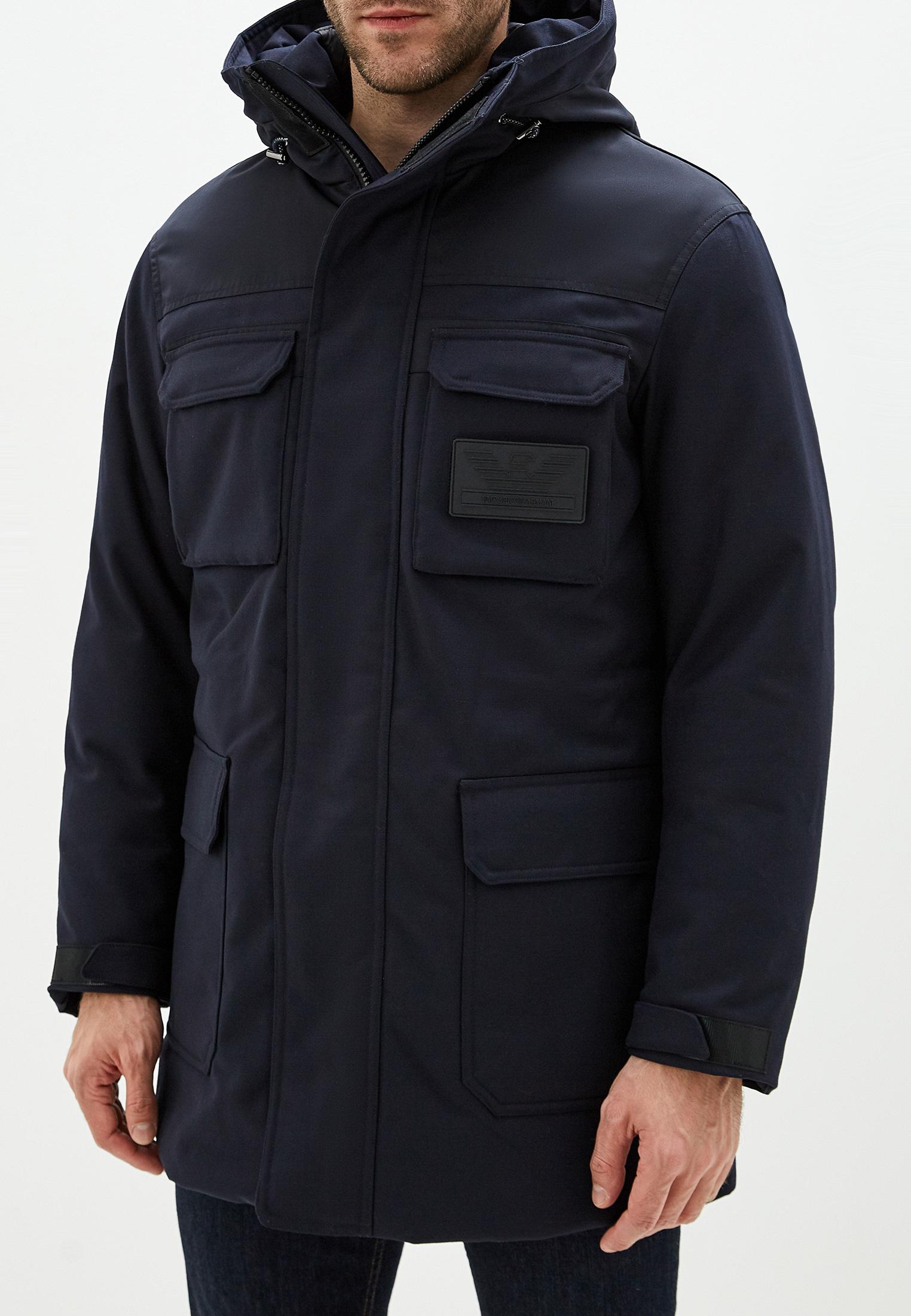 Утепленная куртка Emporio Armani 6G1LP1 1NIZZ