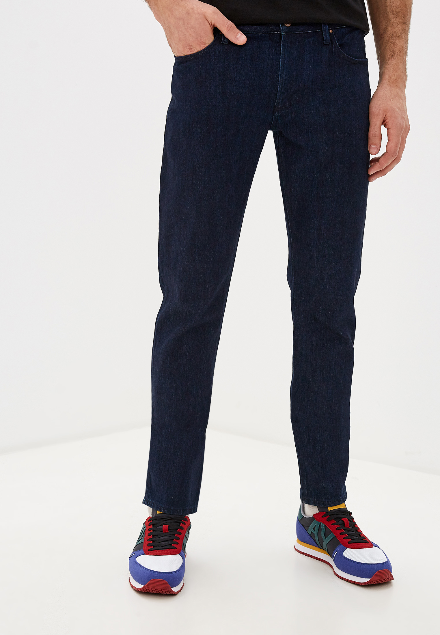 Зауженные джинсы Emporio Armani 6G1J06 1DUEZ