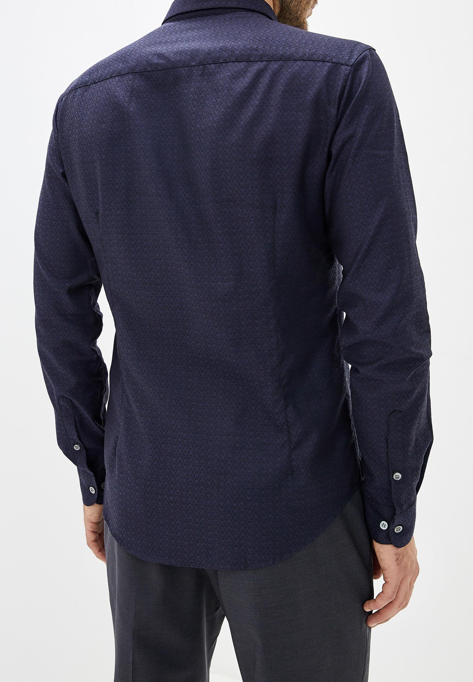Рубашка с длинным рукавом Emporio Armani (Эмпорио Армани) 6G1C09 1N73Z: изображение 3