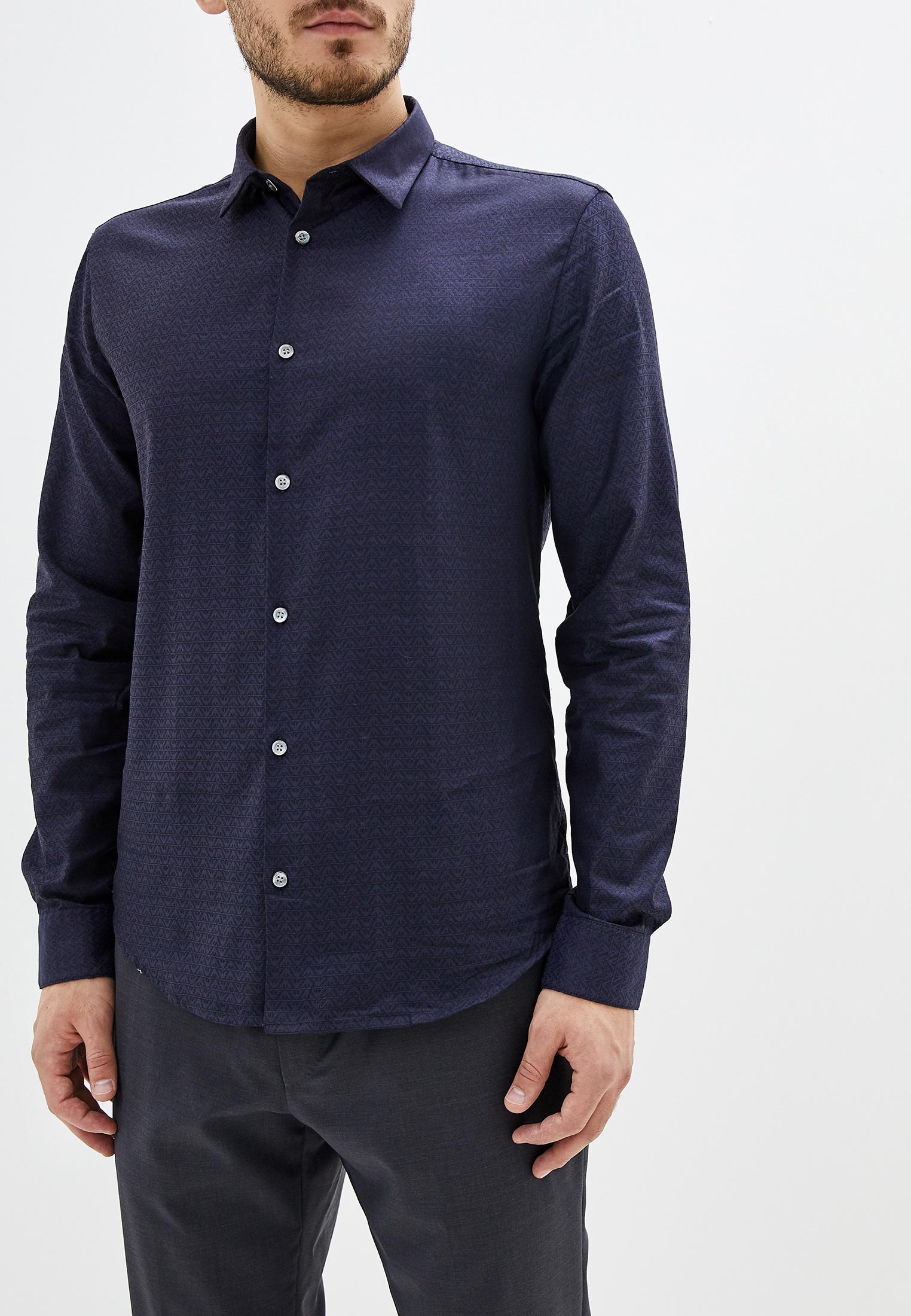 Рубашка с длинным рукавом Emporio Armani (Эмпорио Армани) 6G1C09 1N73Z: изображение 5