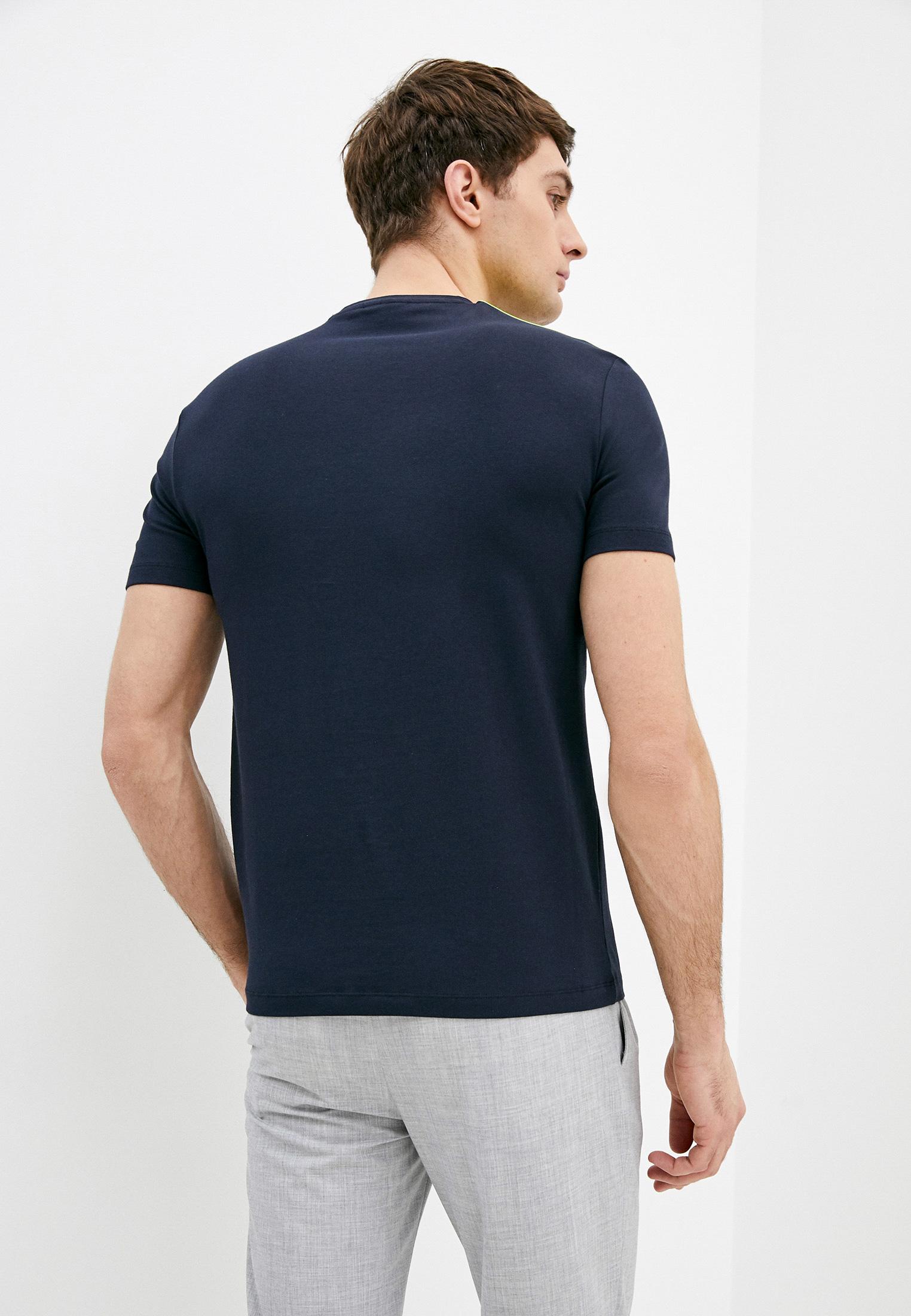 Мужская футболка Emporio Armani (Эмпорио Армани) 3h1t70 1J37Z: изображение 3