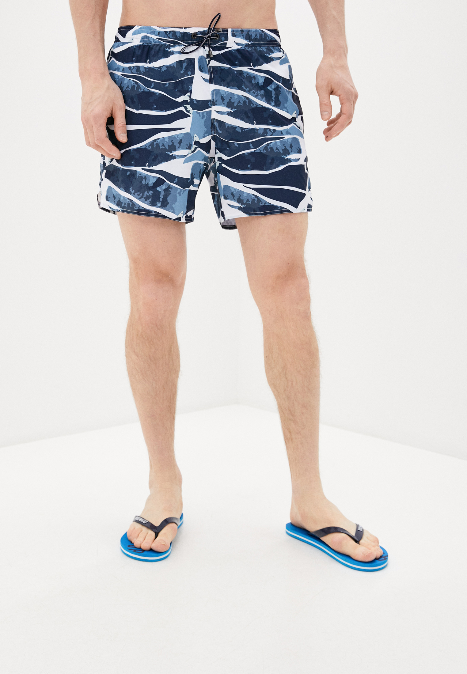 Мужские шорты для плавания Emporio Armani 211740 0p440