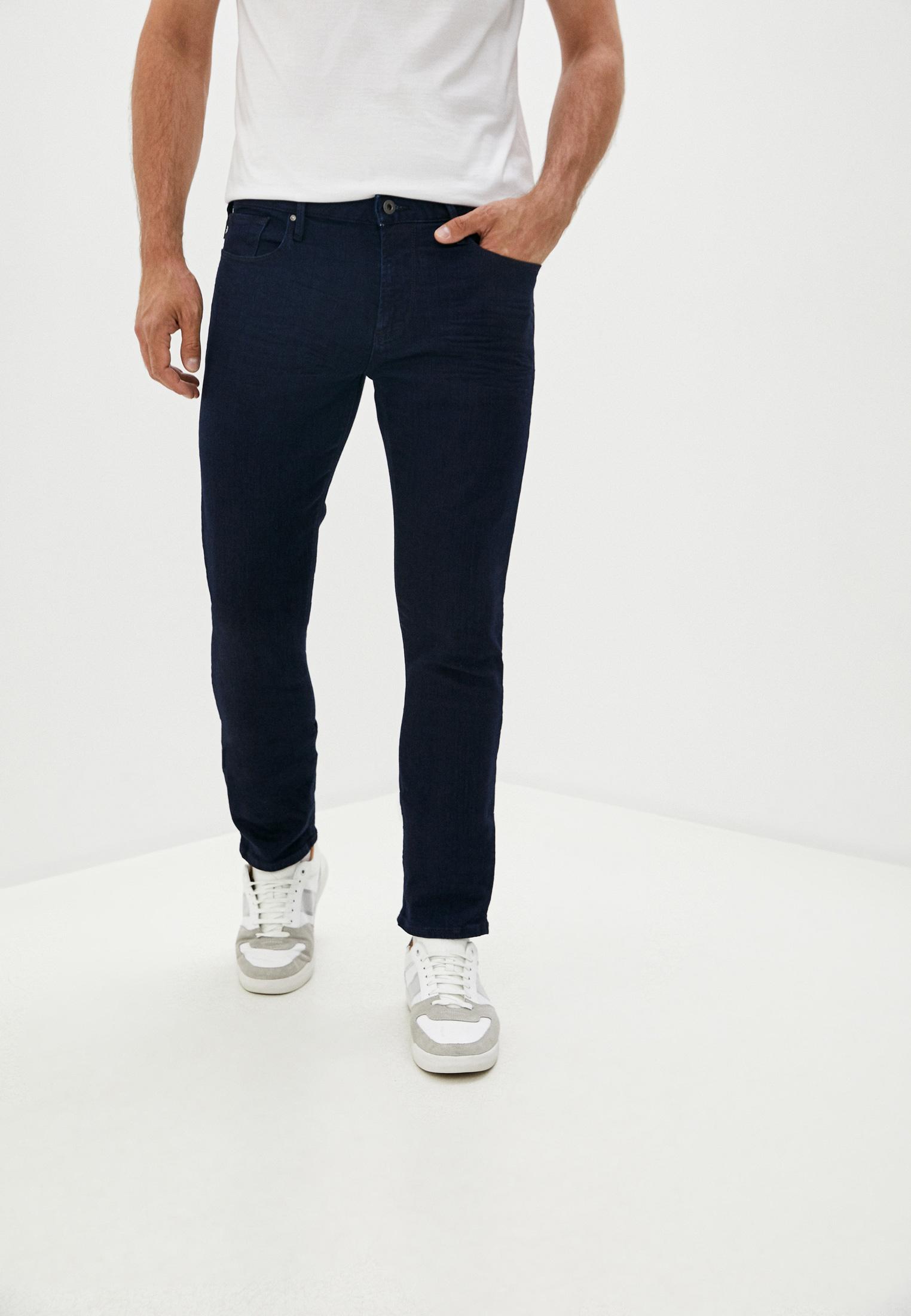 Зауженные джинсы Emporio Armani 8n1j06 1d0iz