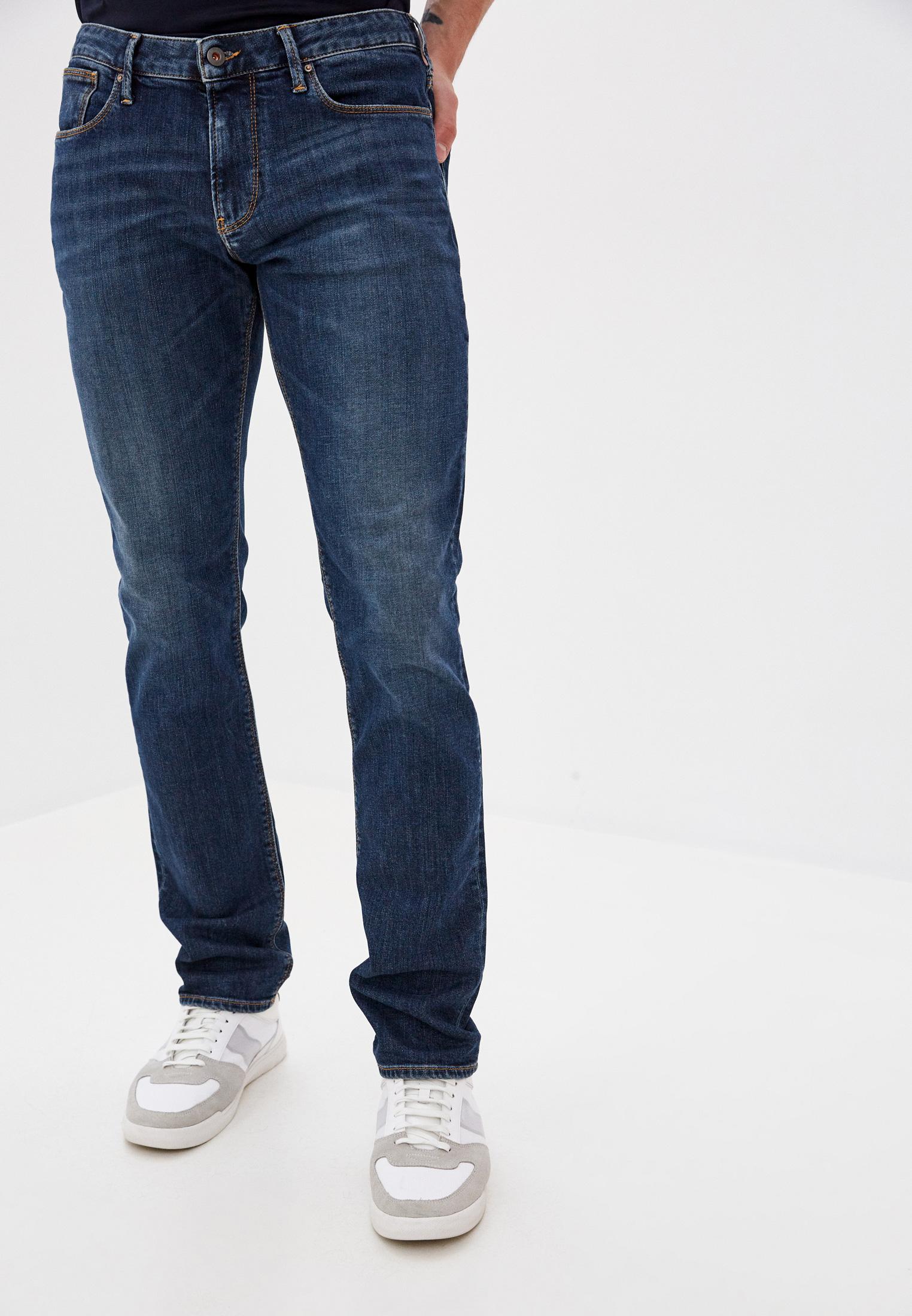 Зауженные джинсы Emporio Armani 8n1j06 1fz4z