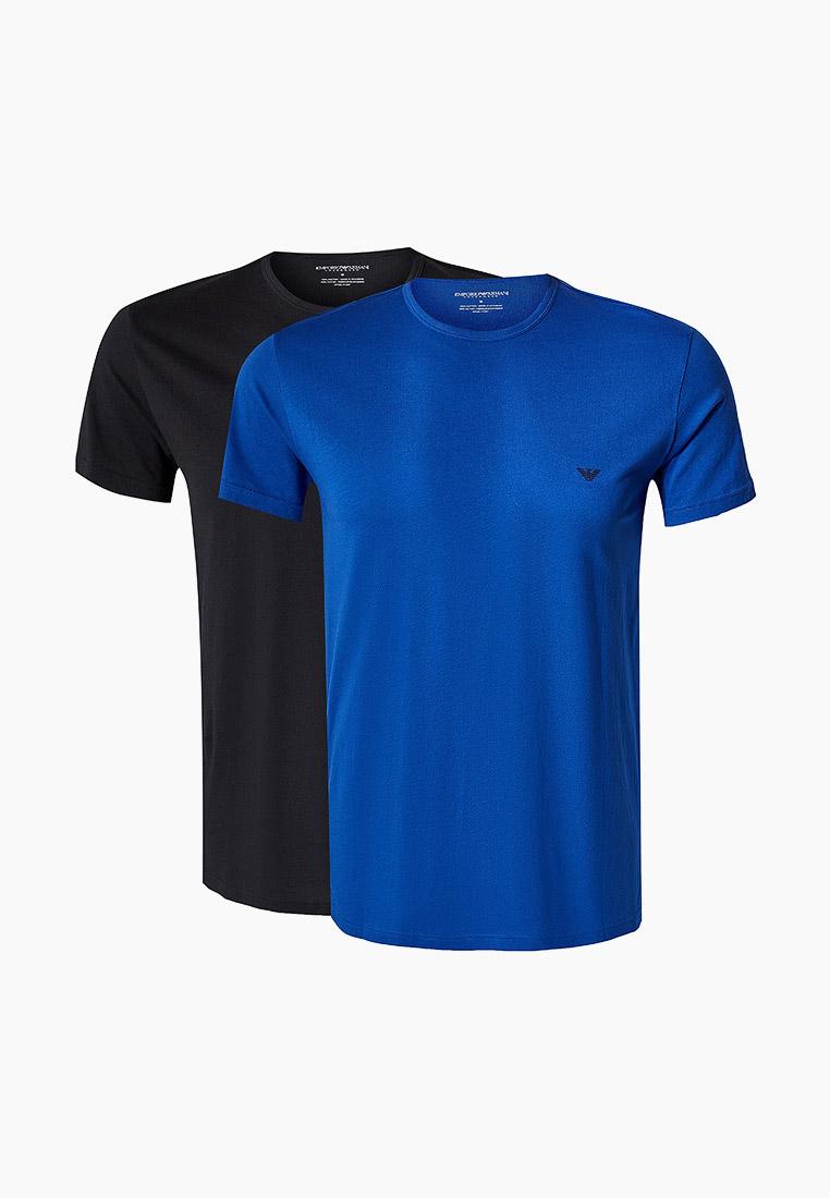 Мужская футболка Emporio Armani (Эмпорио Армани) 111267 0a722