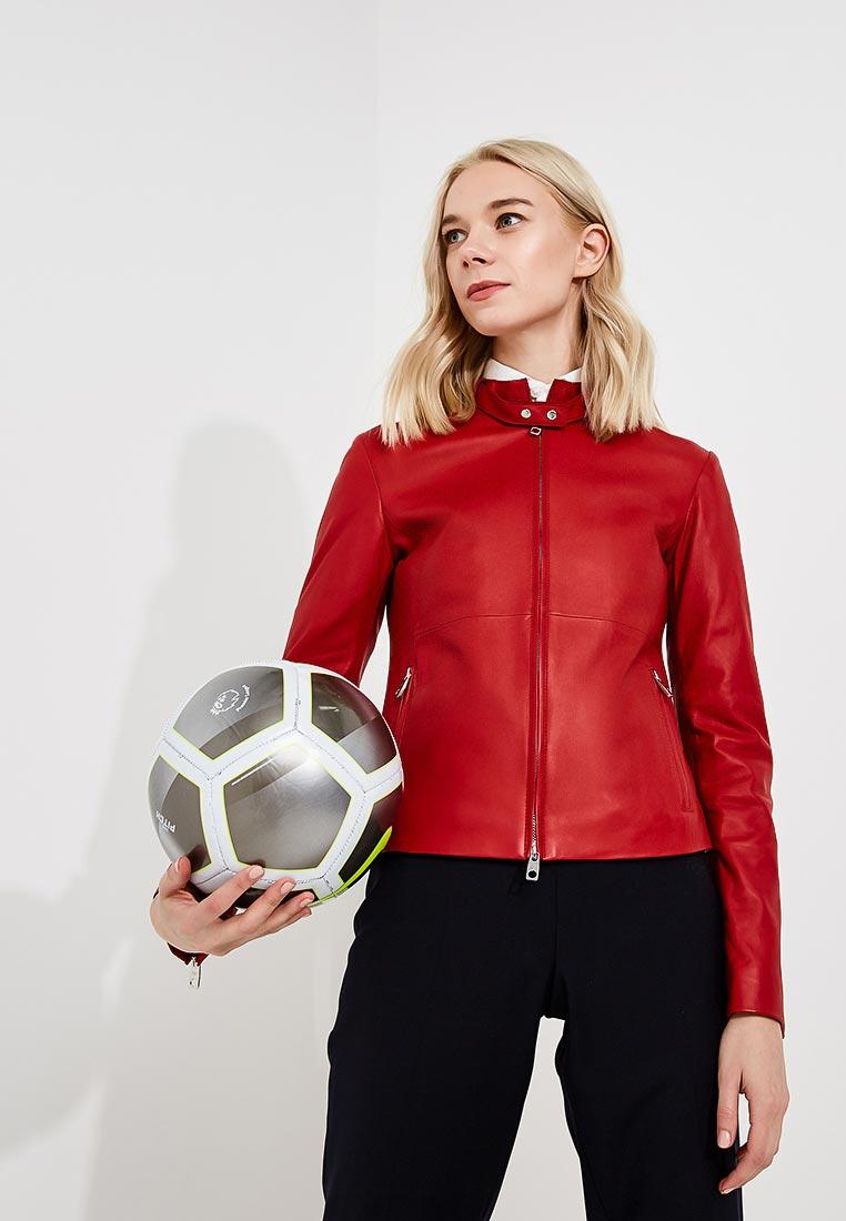 Кожаная куртка Emporio Armani 1NG43P 12P41