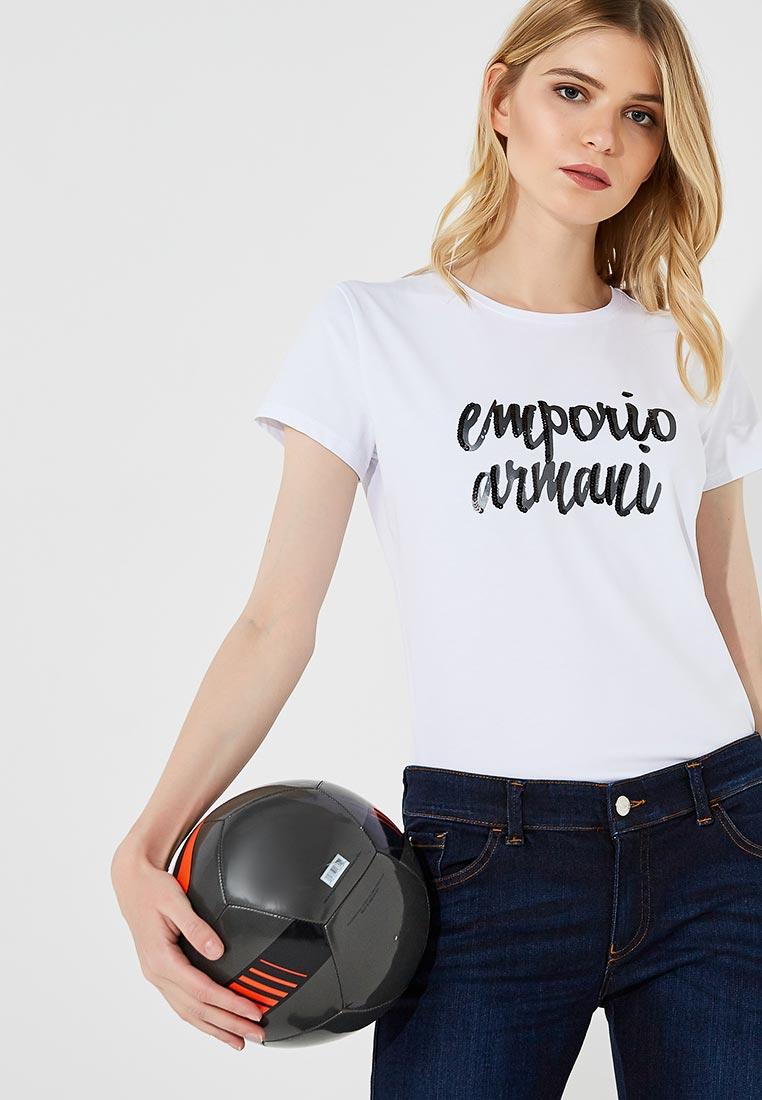 Футболка с коротким рукавом Emporio Armani 6Z2T81 2JQAZ