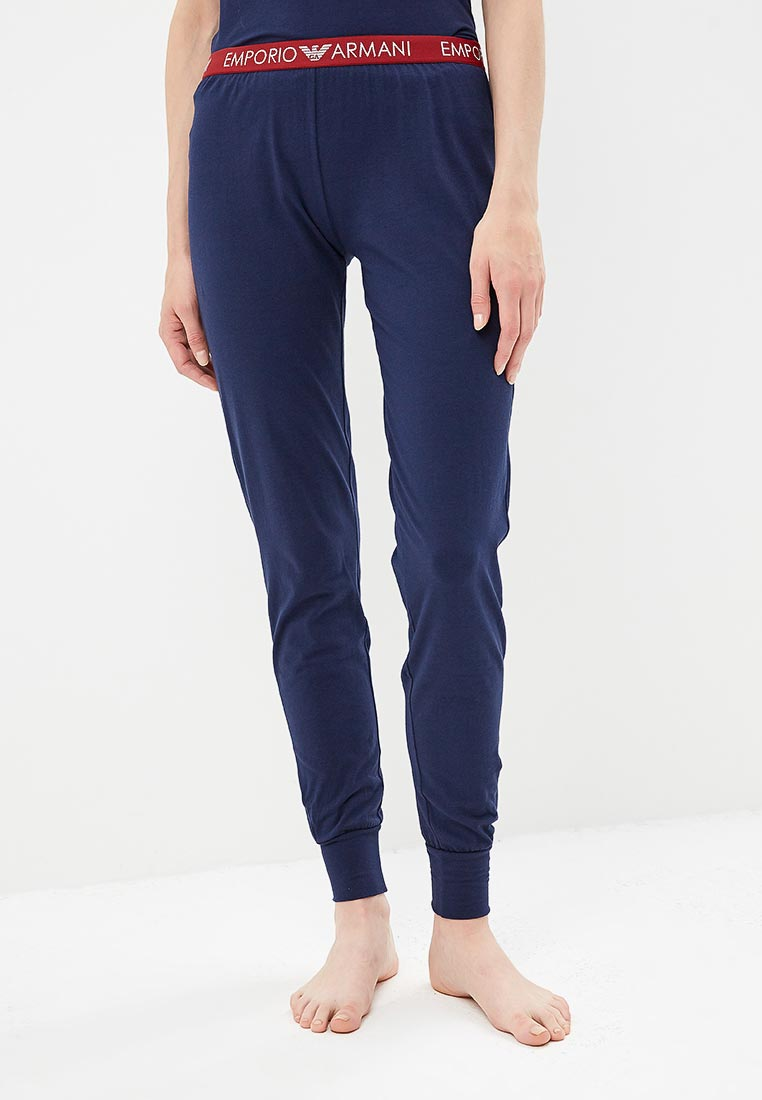 Женские домашние брюки Emporio Armani 163620 8A317