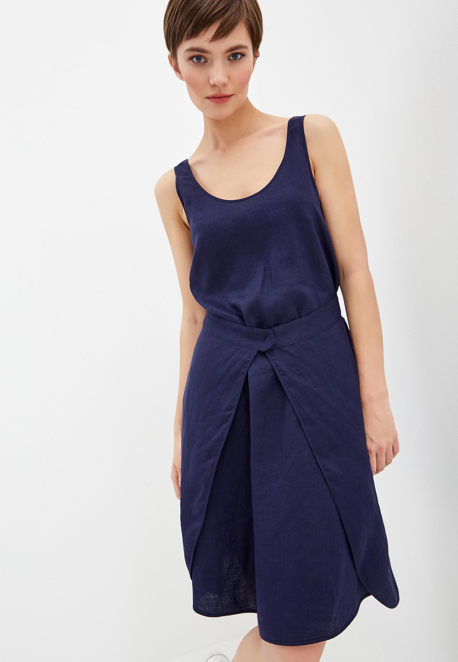 Повседневное платье Emporio Armani (Эмпорио Армани) 2NA20T 2M057