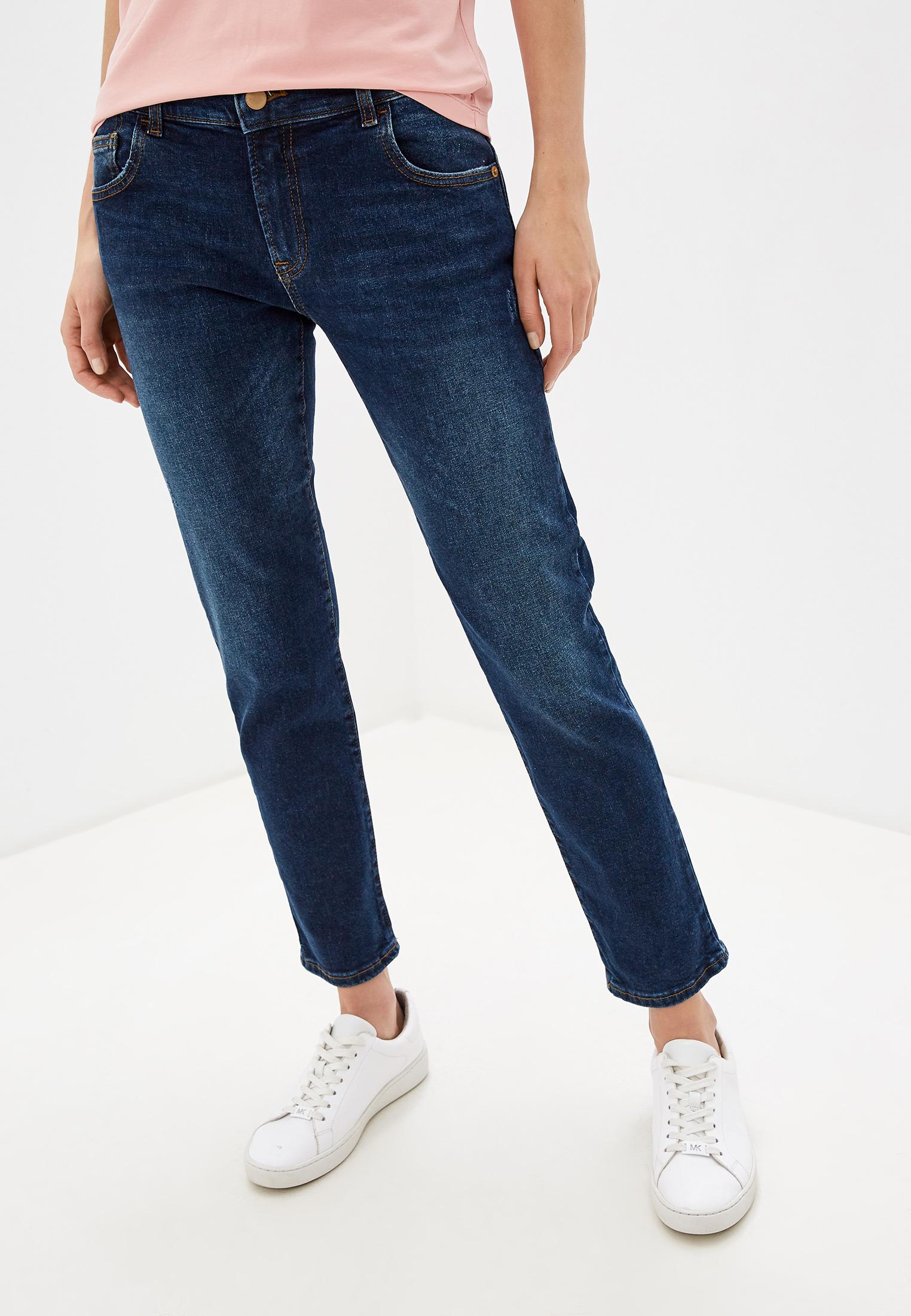 Прямые джинсы Emporio Armani 6G2J36 2D6YZ