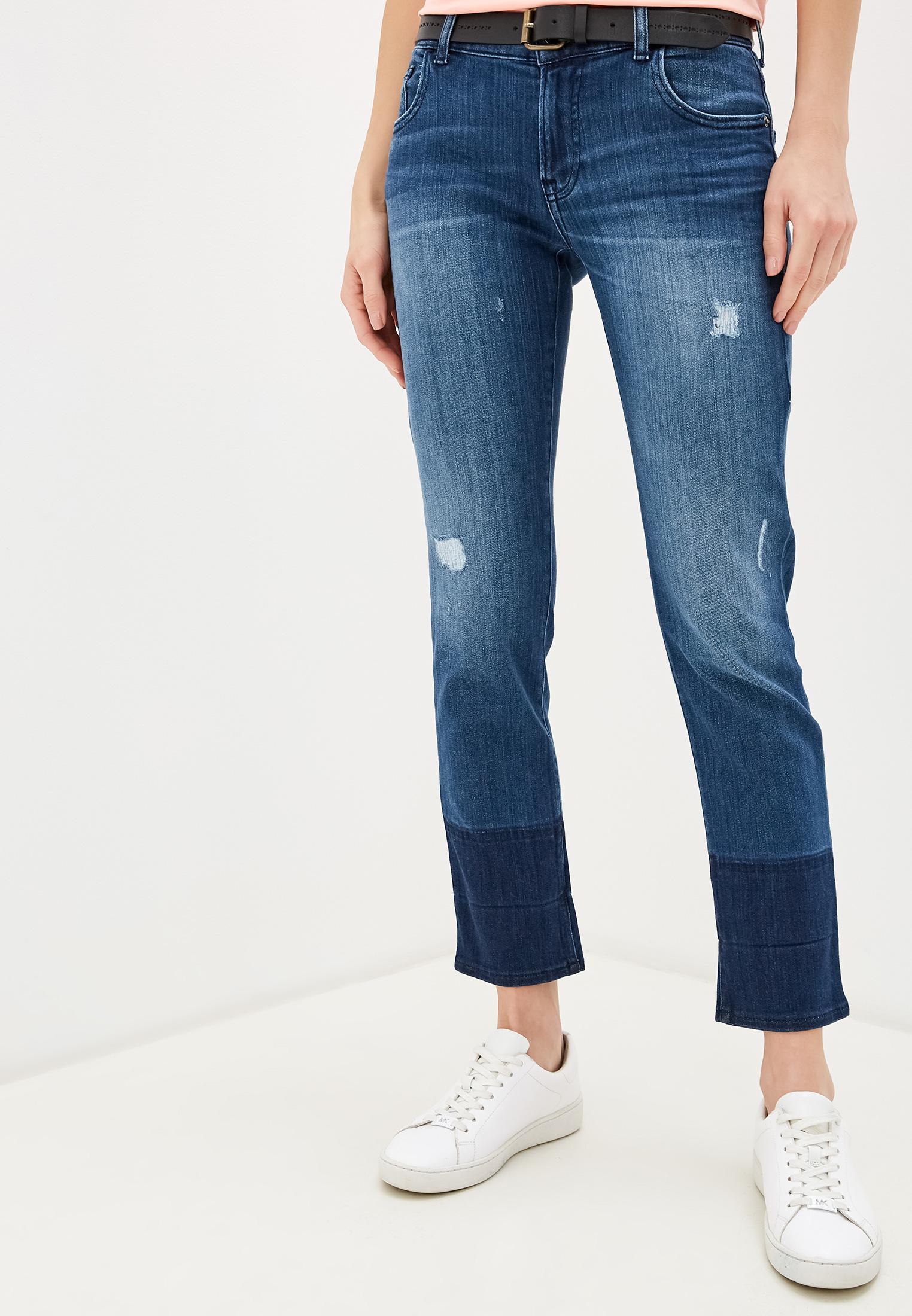 Зауженные джинсы Emporio Armani 6G2J36 2D7HZ