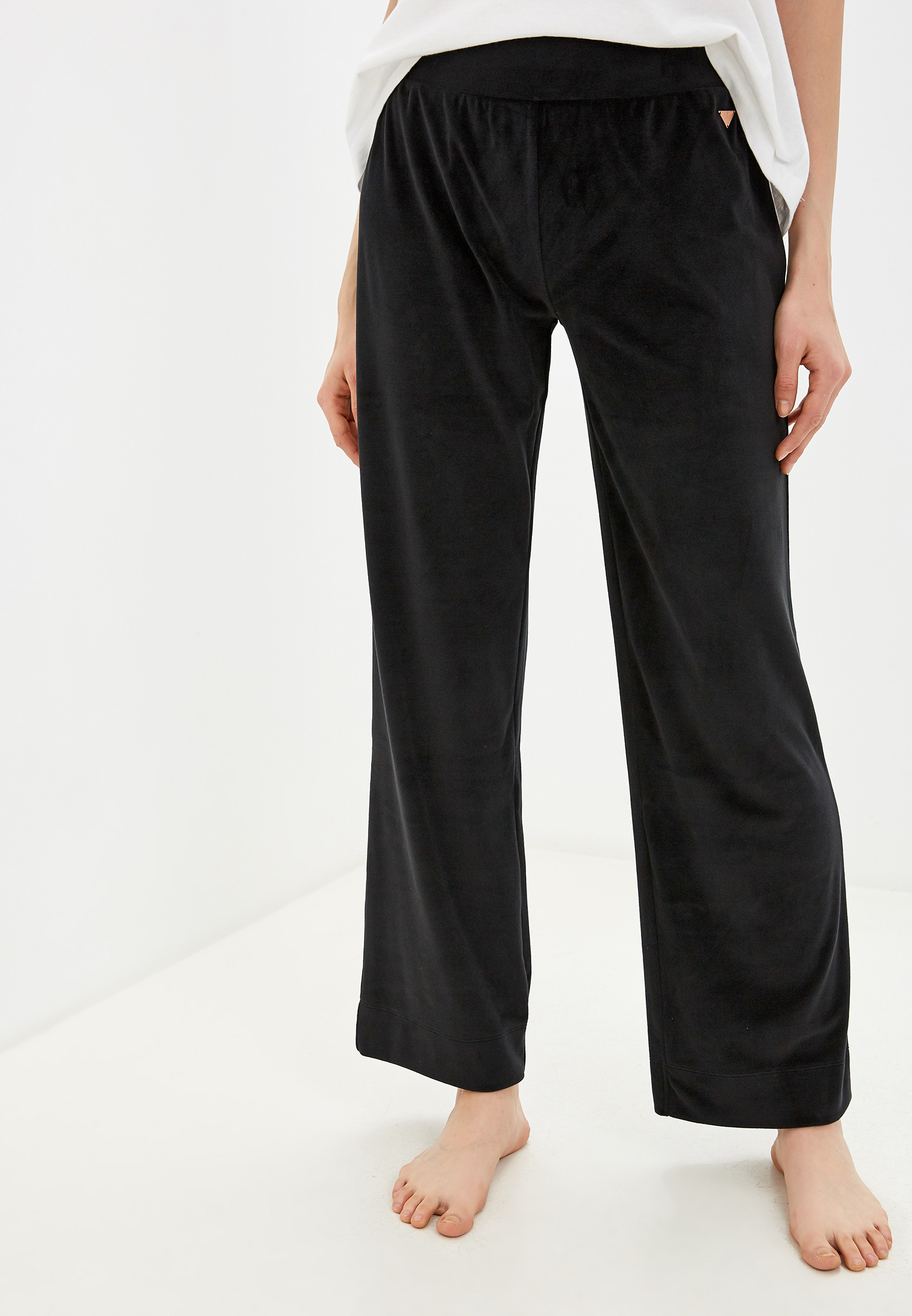 Женские домашние брюки Emporio Armani 164255 9A260