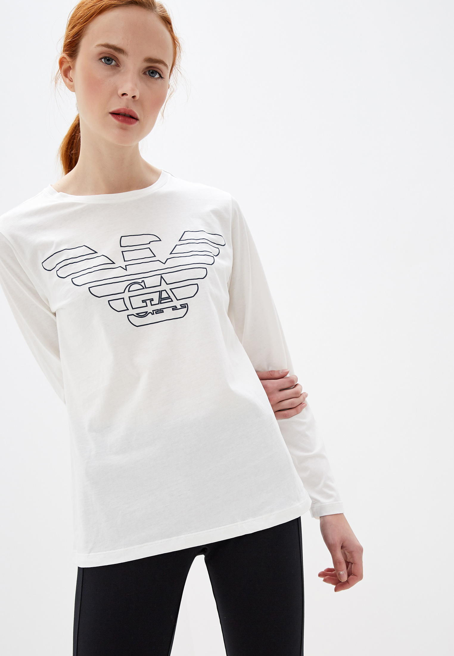 Домашняя футболка Emporio Armani 164258 9A255