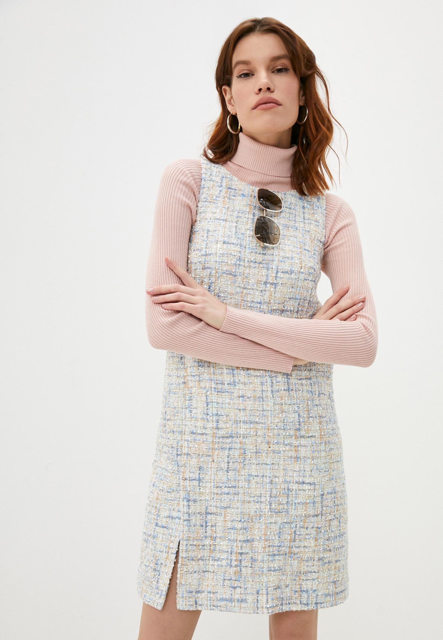 Повседневное платье Emporio Armani (Эмпорио Армани) Платье Emporio Armani