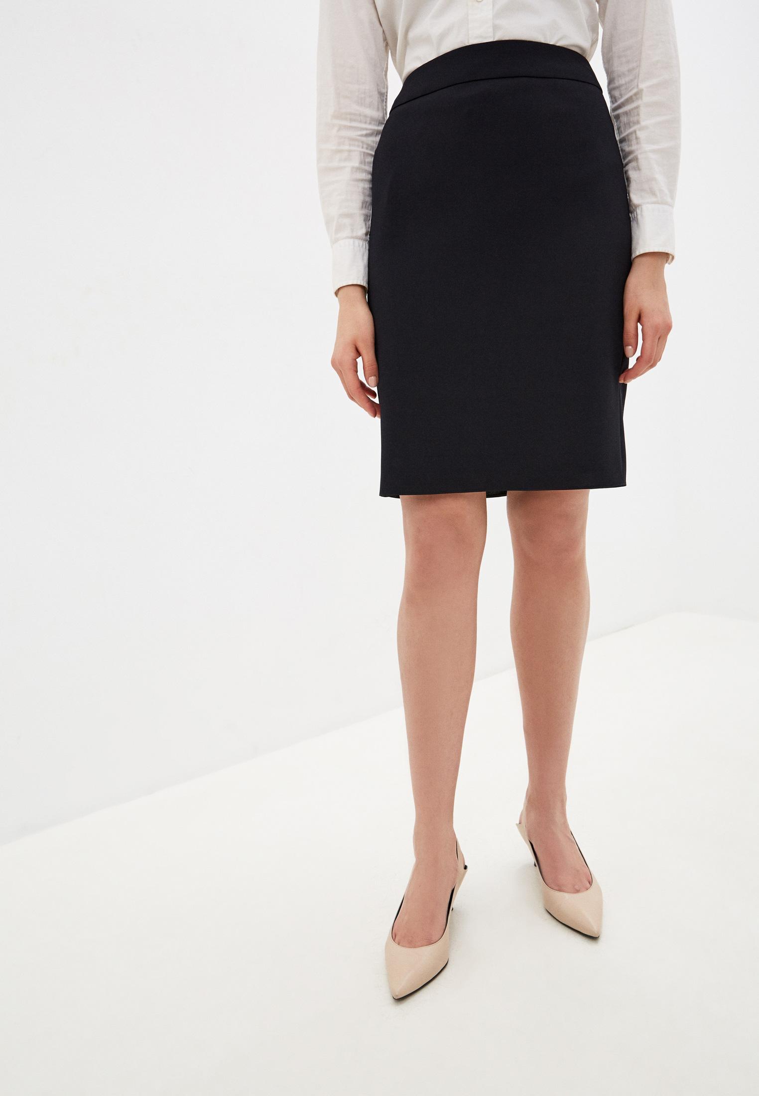 Прямая юбка Emporio Armani 5NN01T 52006