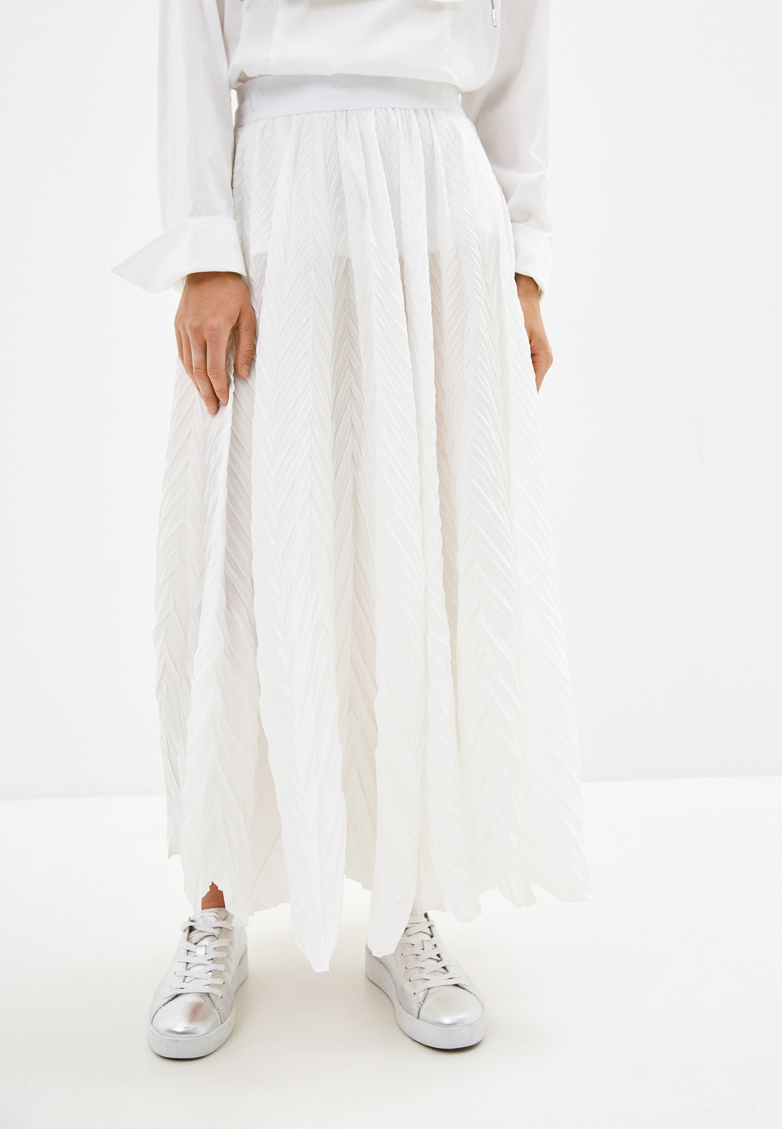Широкая юбка Emporio Armani 5NN21T 58902
