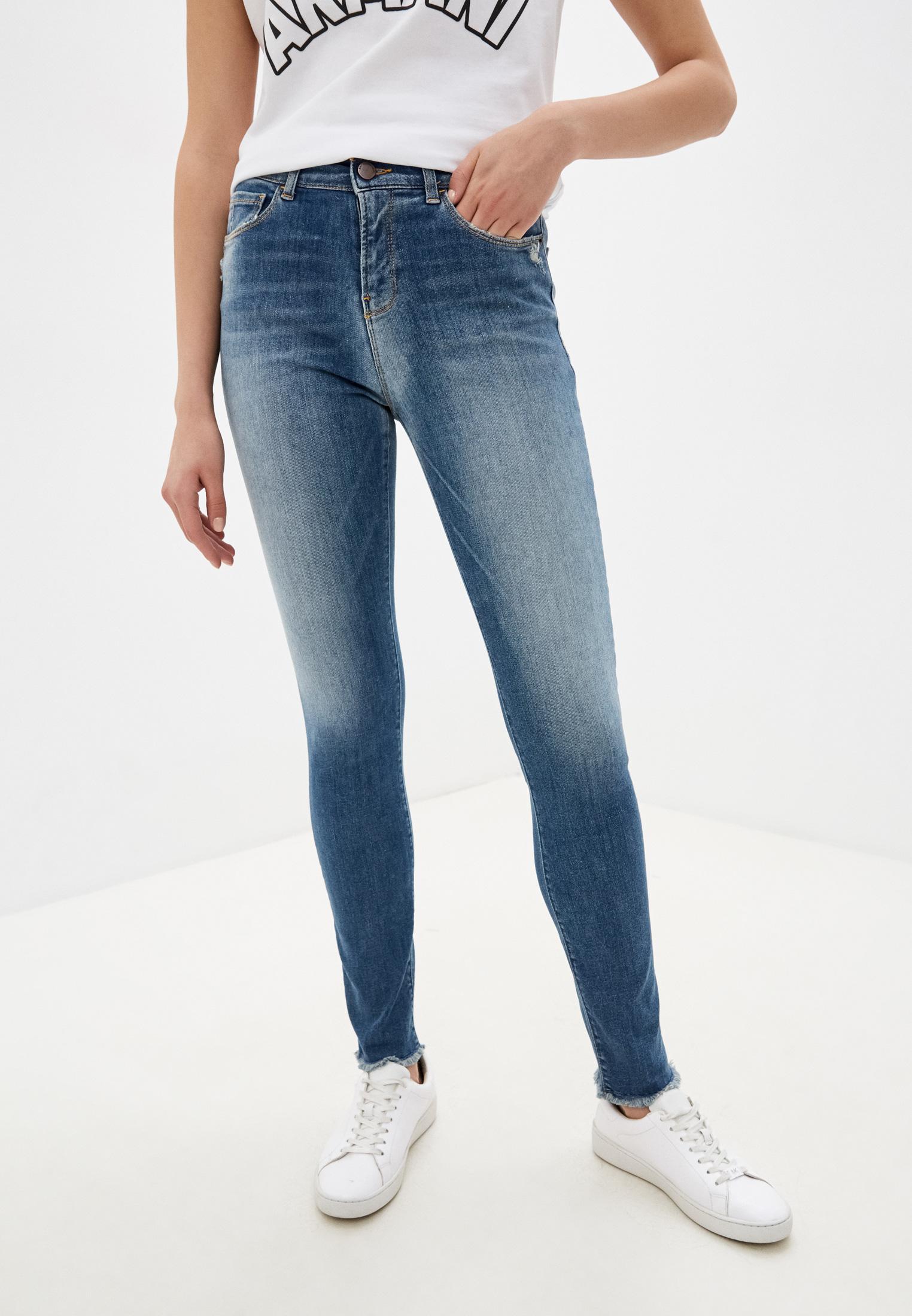 Зауженные джинсы Emporio Armani 3H2J20 2D3RZ