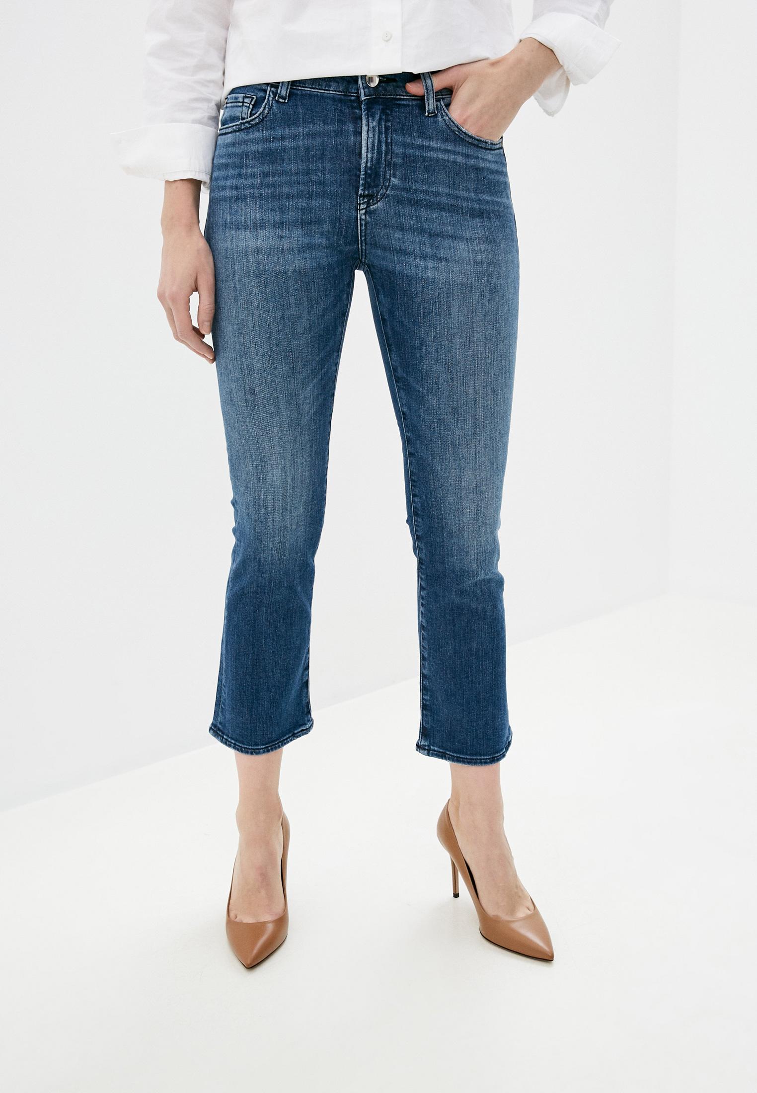 Прямые джинсы Emporio Armani 6H2J44 2D9NZ