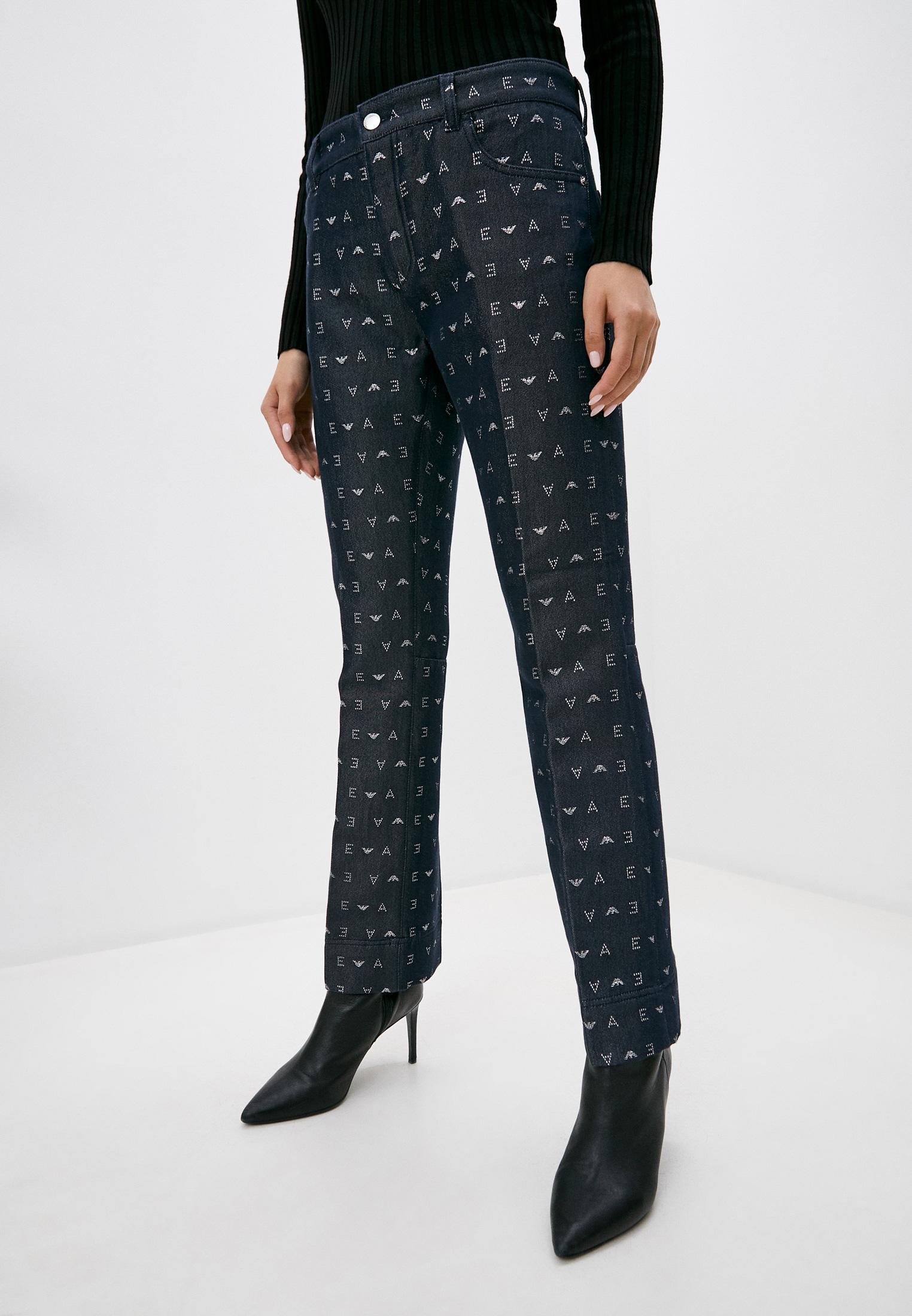 Прямые джинсы Emporio Armani 6H2J45 2N5QZ