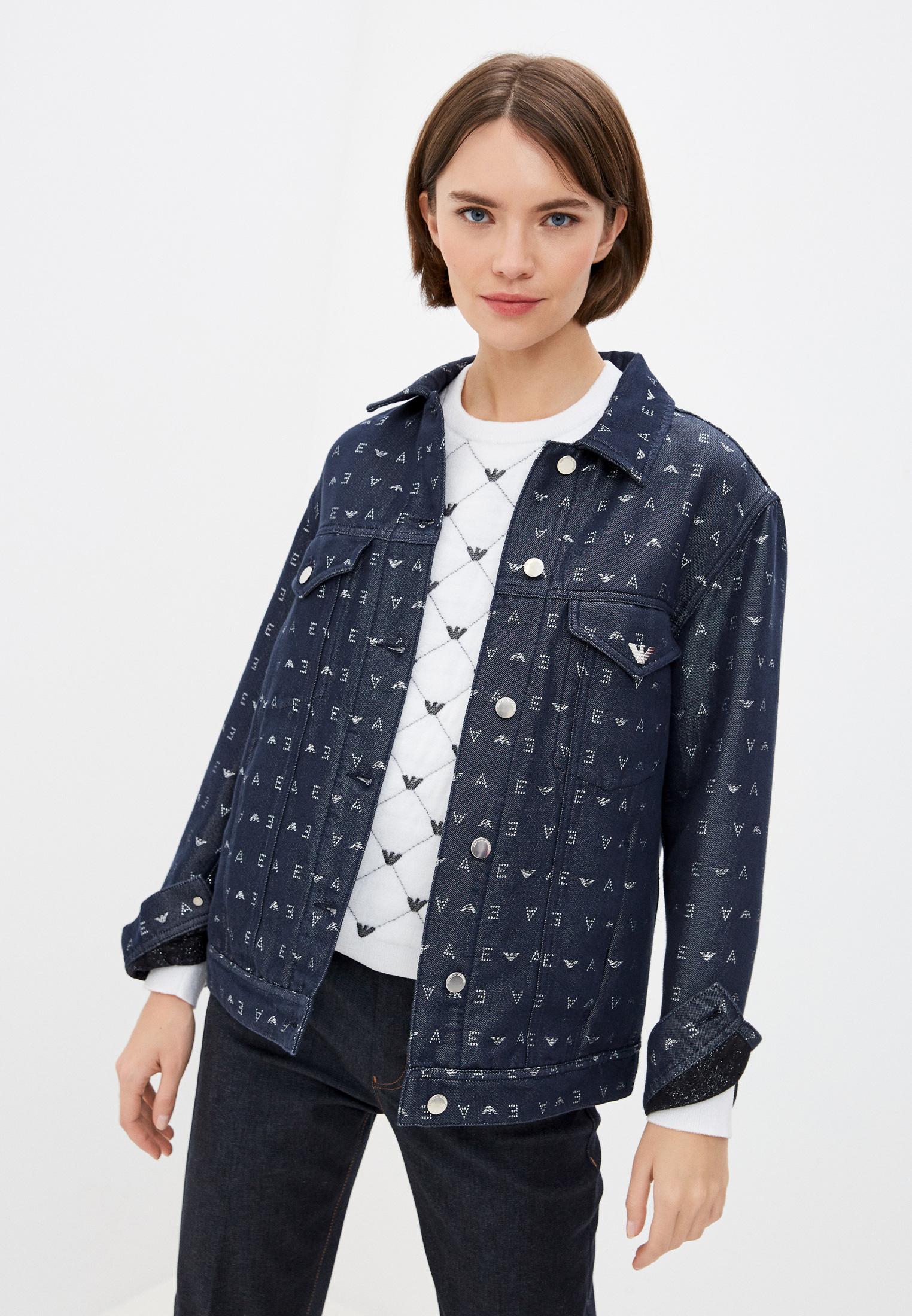 Джинсовая куртка Emporio Armani 6H2B82 2N5QZ