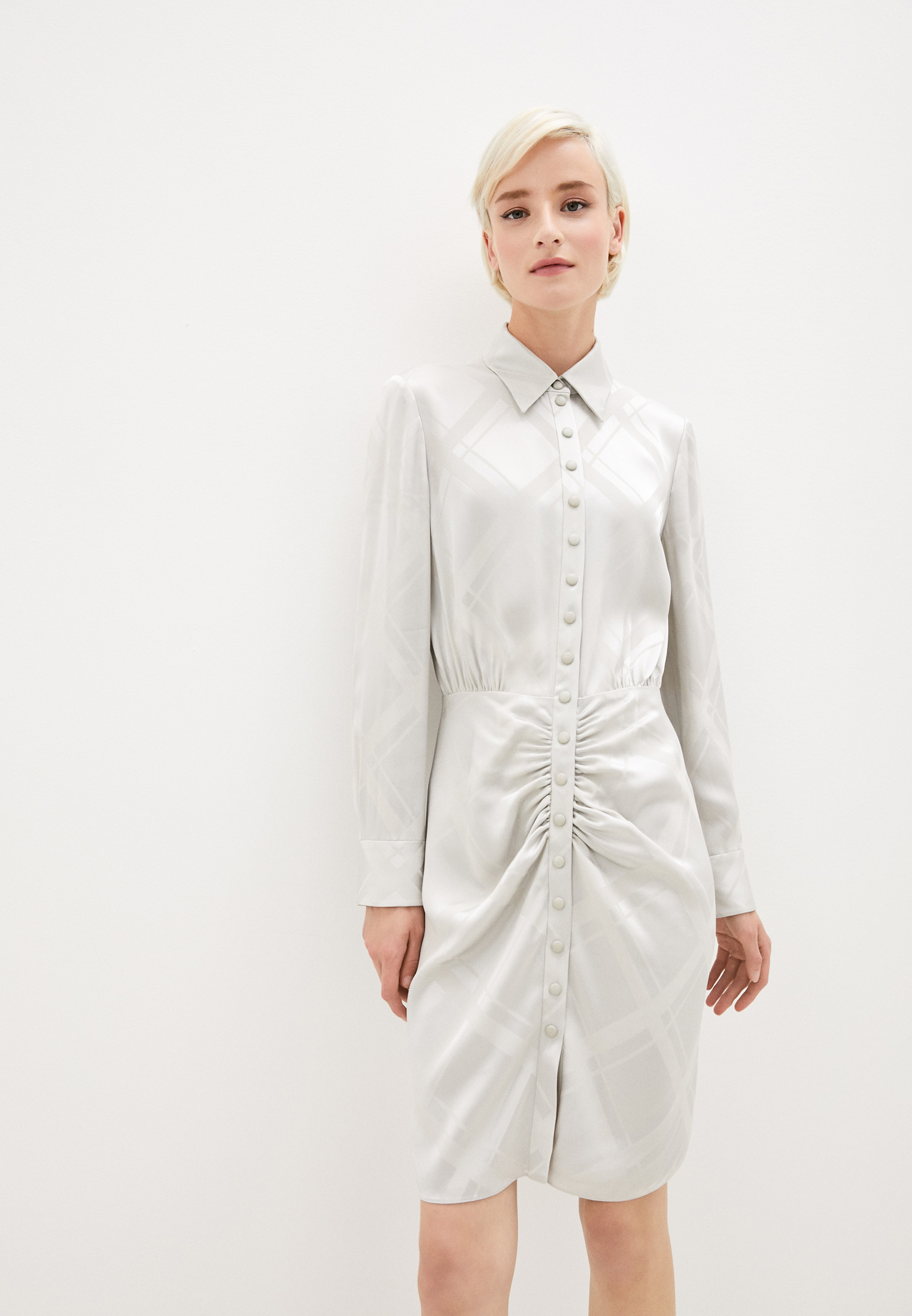 Повседневное платье Emporio Armani 9NA20T 92110