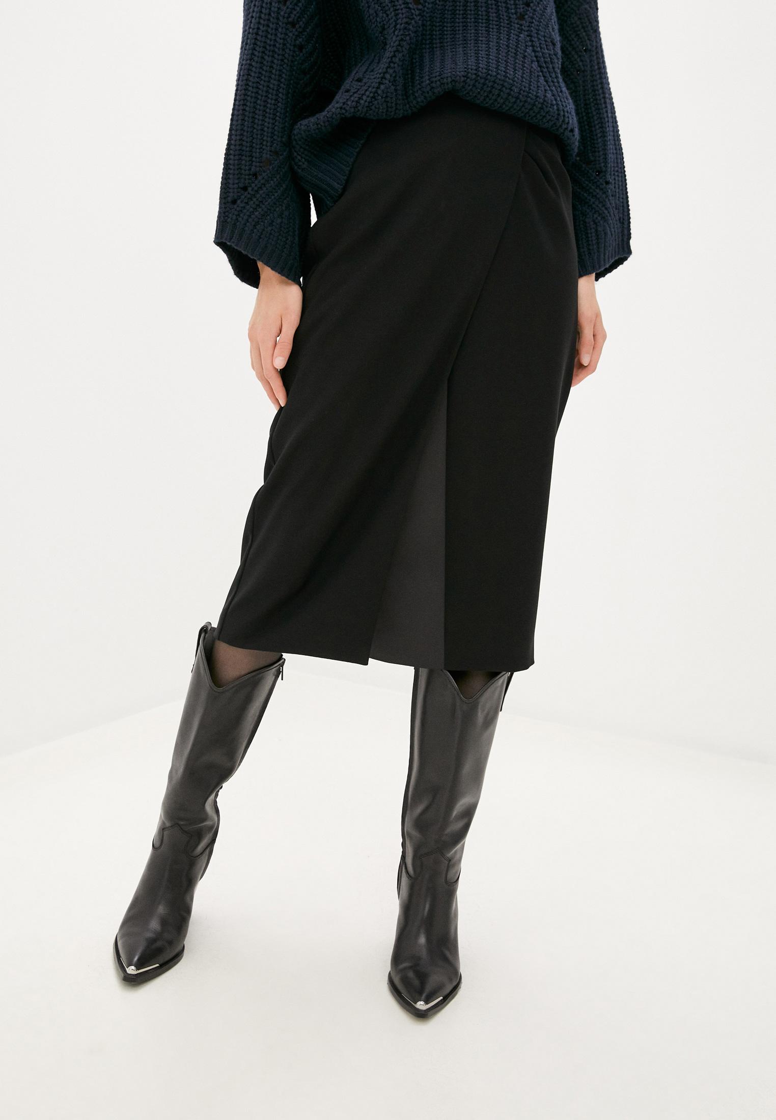 Прямая юбка Emporio Armani 6H2N66 2NWAZ
