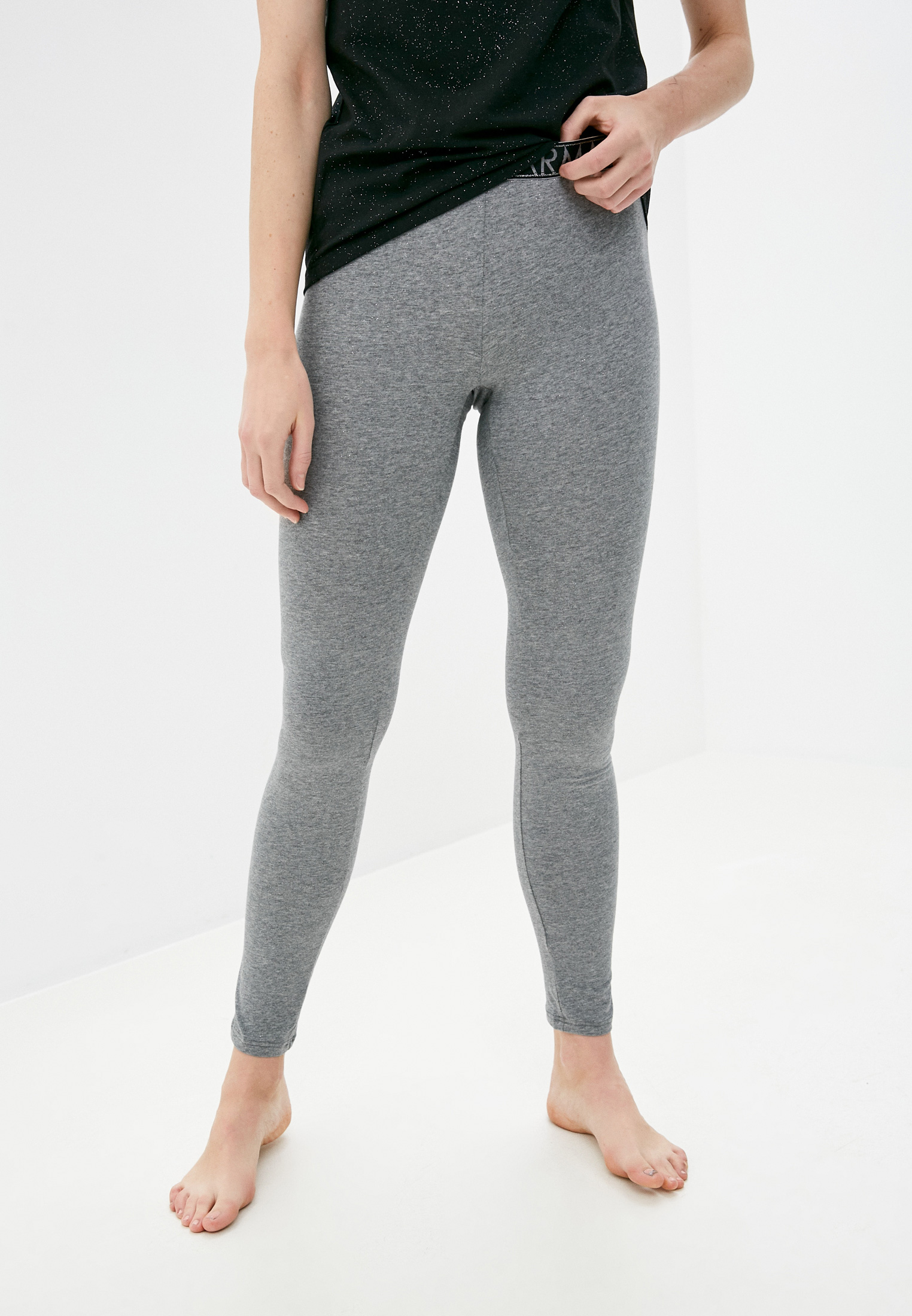 Женские домашние брюки Emporio Armani 163998 0A225