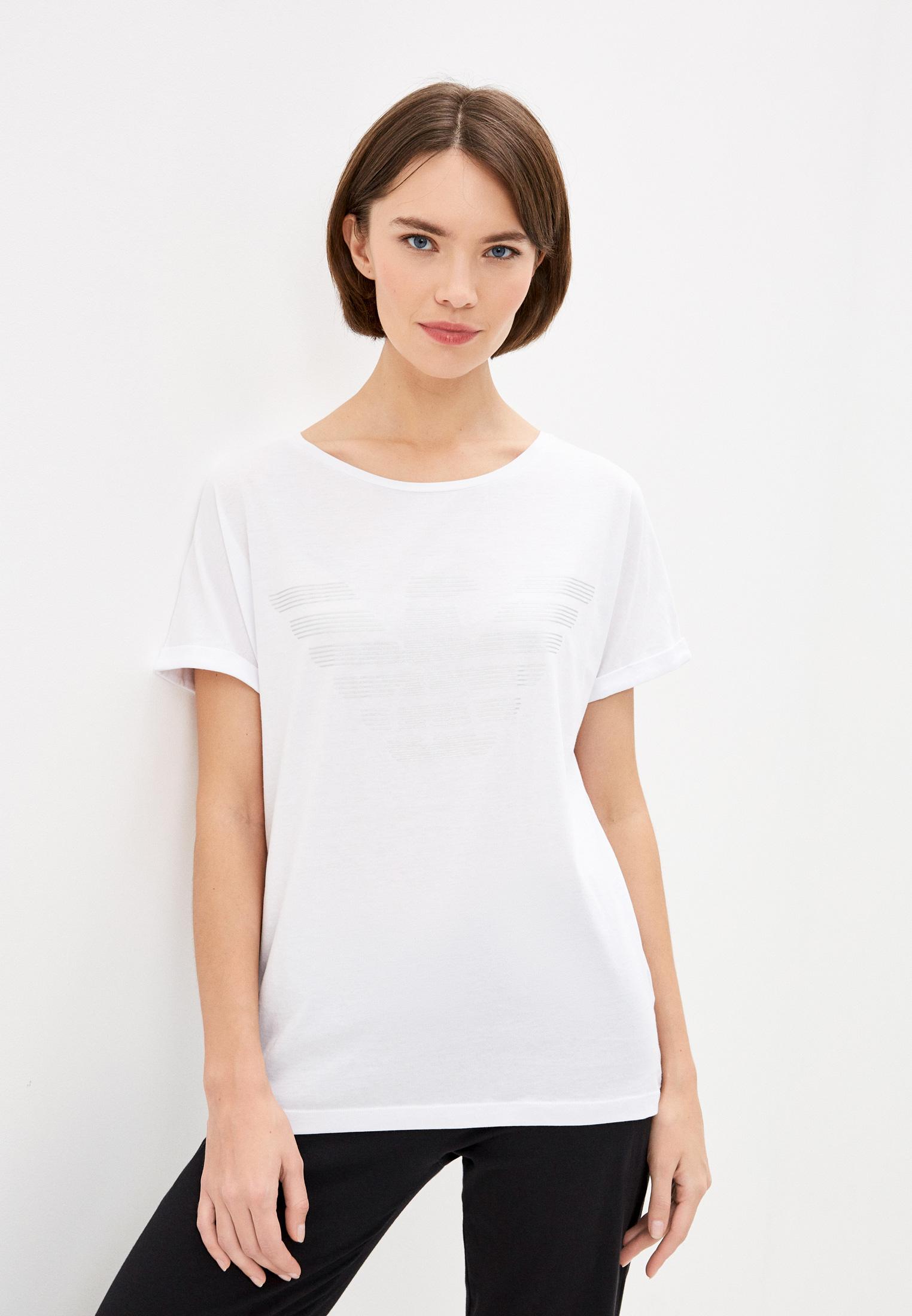 Домашняя футболка Emporio Armani 164340 0A255