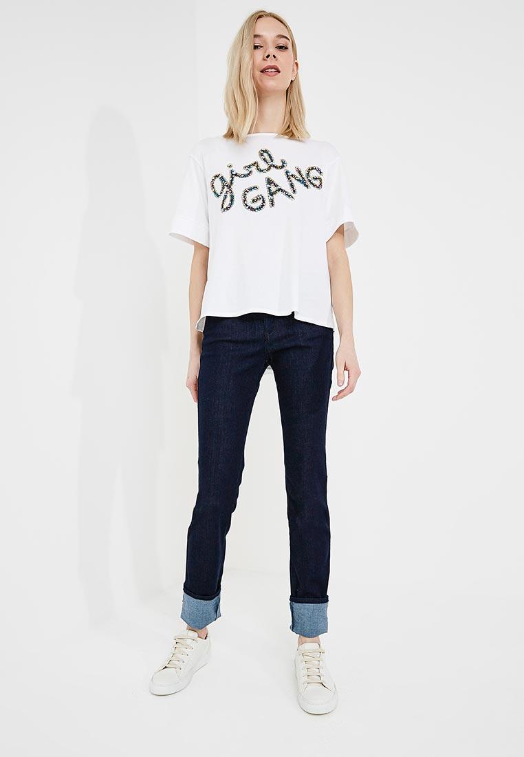 Прямые джинсы Emporio Armani 3Z2J85 2D89Z: изображение 2