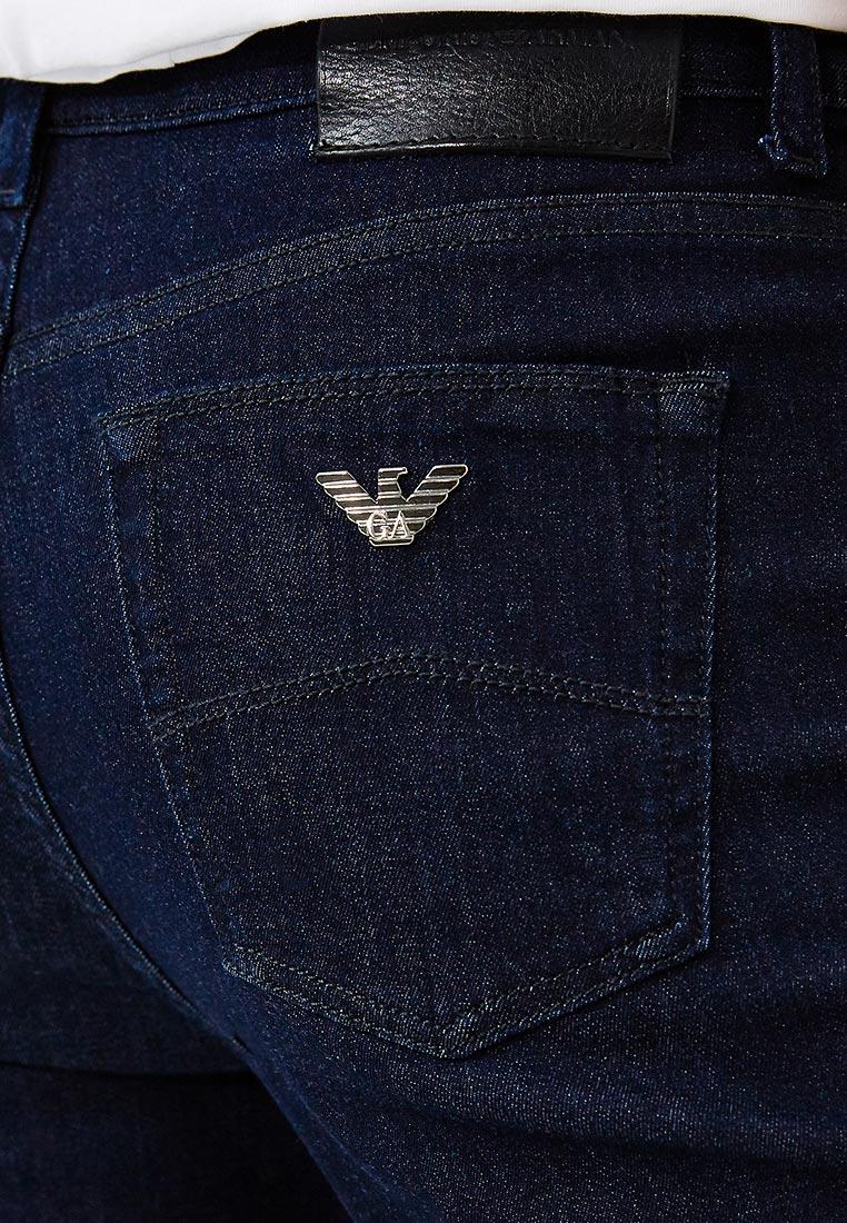 Прямые джинсы Emporio Armani 3Z2J85 2D89Z: изображение 4