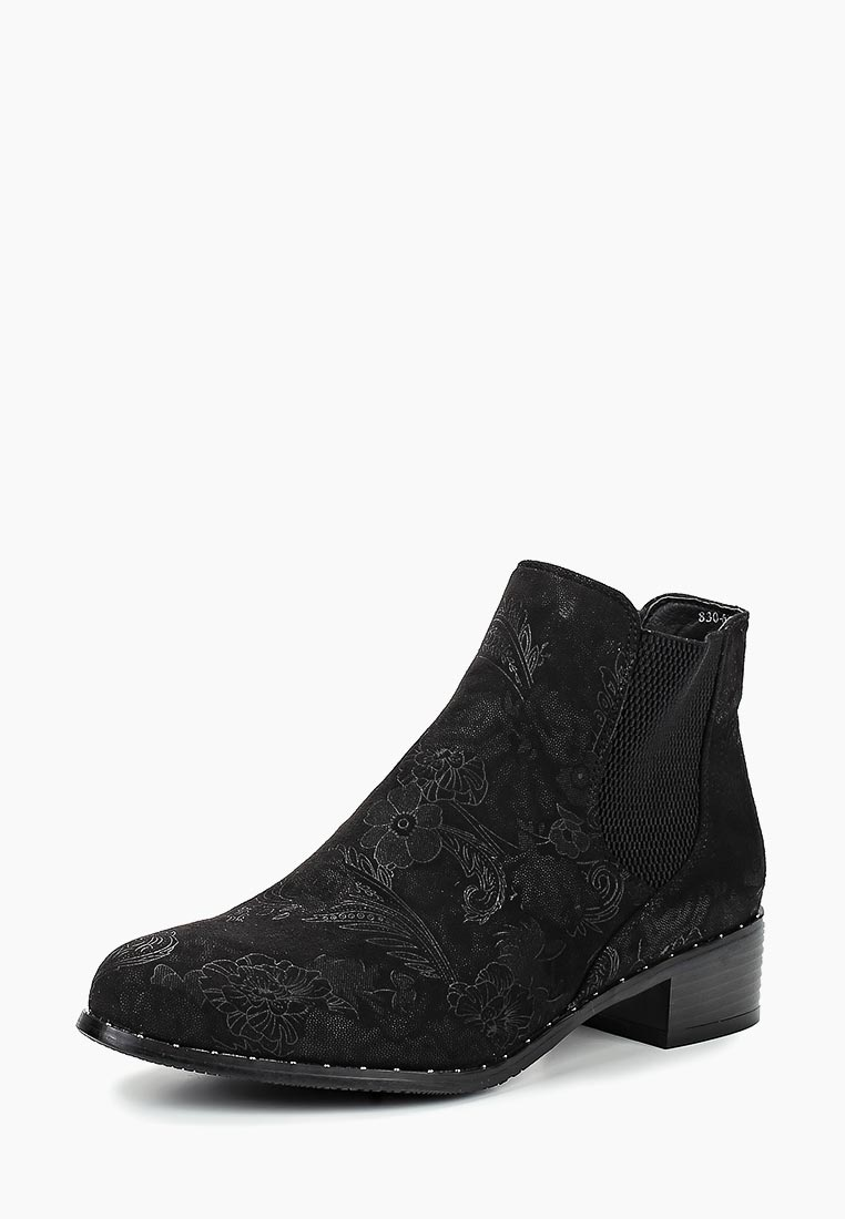 Женские ботинки Enjoin' 5628306