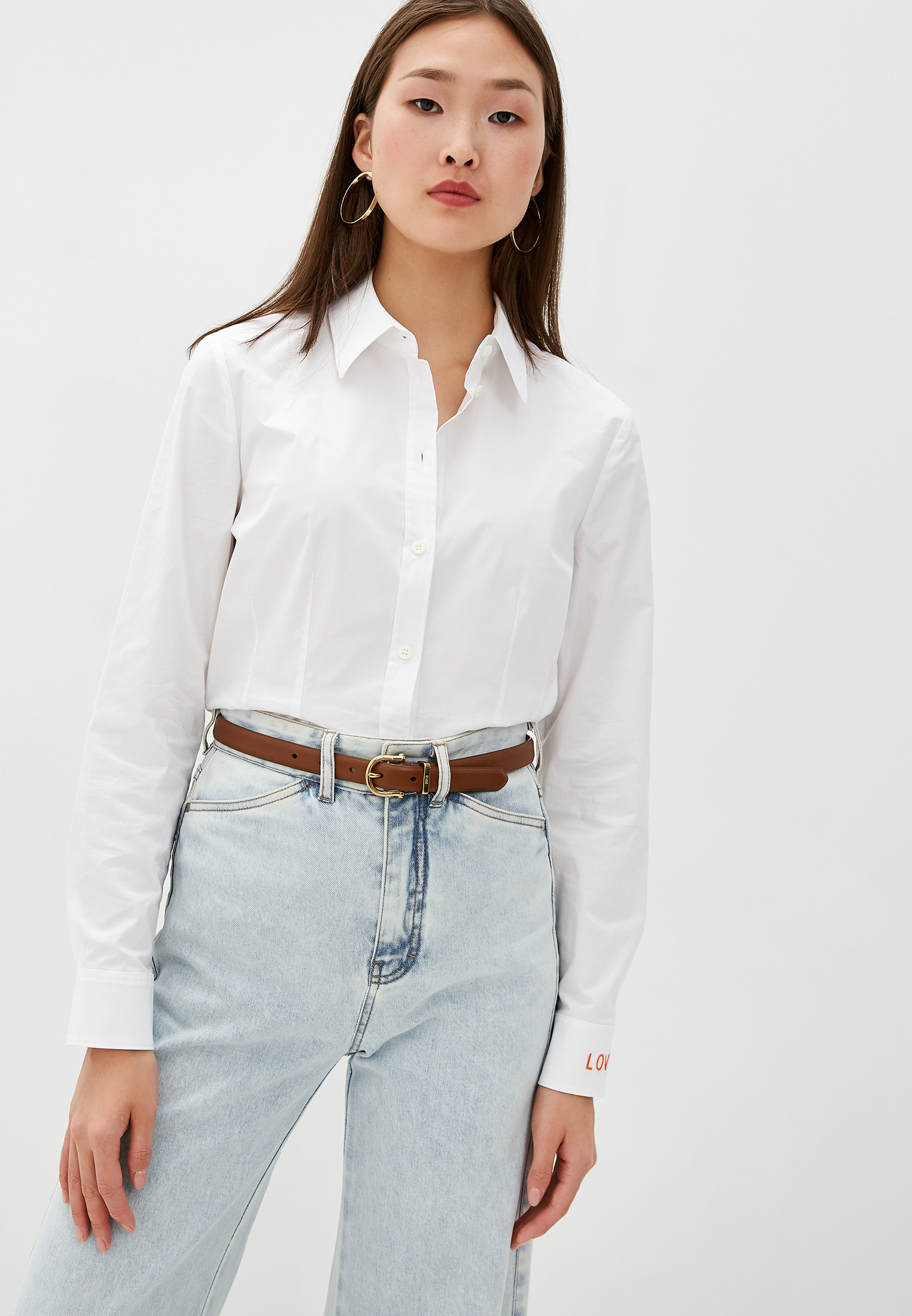 Женские рубашки с длинным рукавом Escada Sport (Эскада Спорт) 5030781