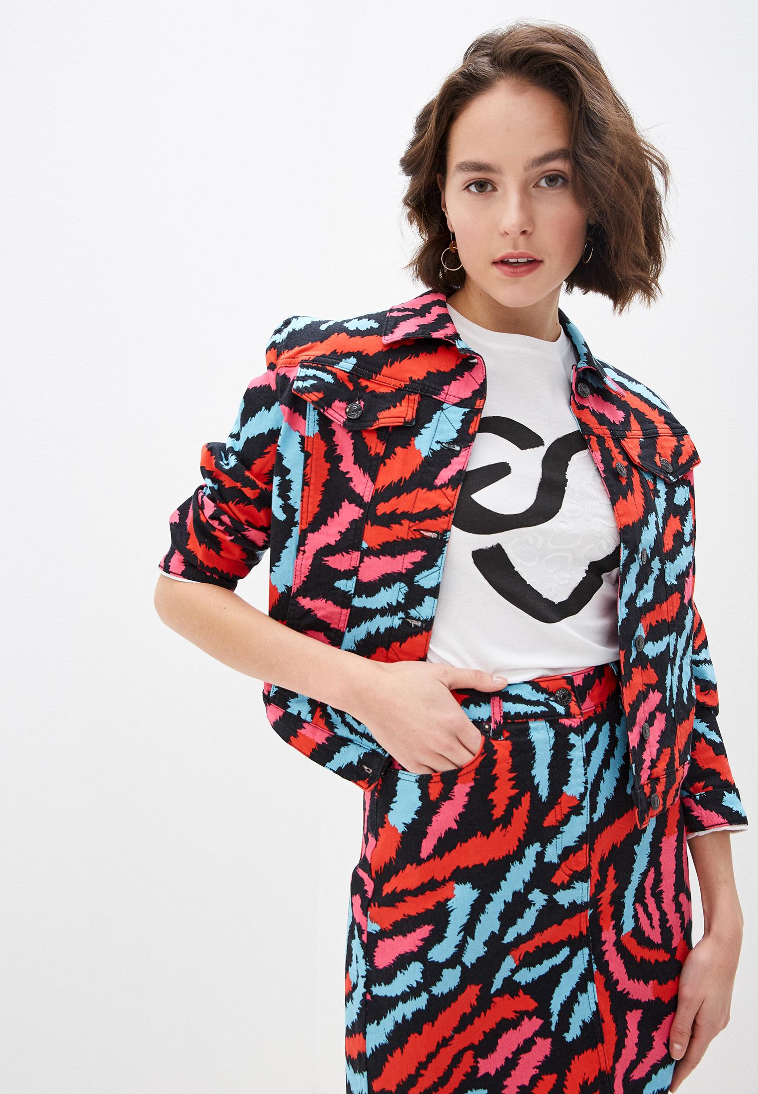 Джинсовая куртка Escada Sport (Эскада Спорт) 5032932