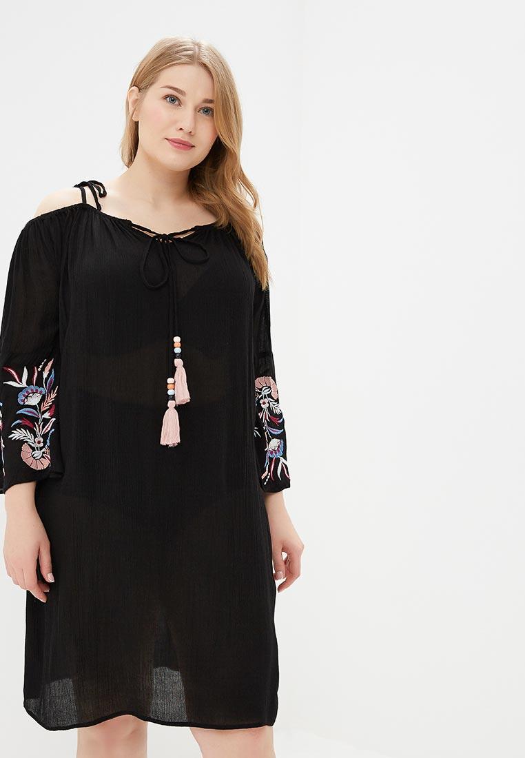 Платье-мини Evans 04C08ABLK