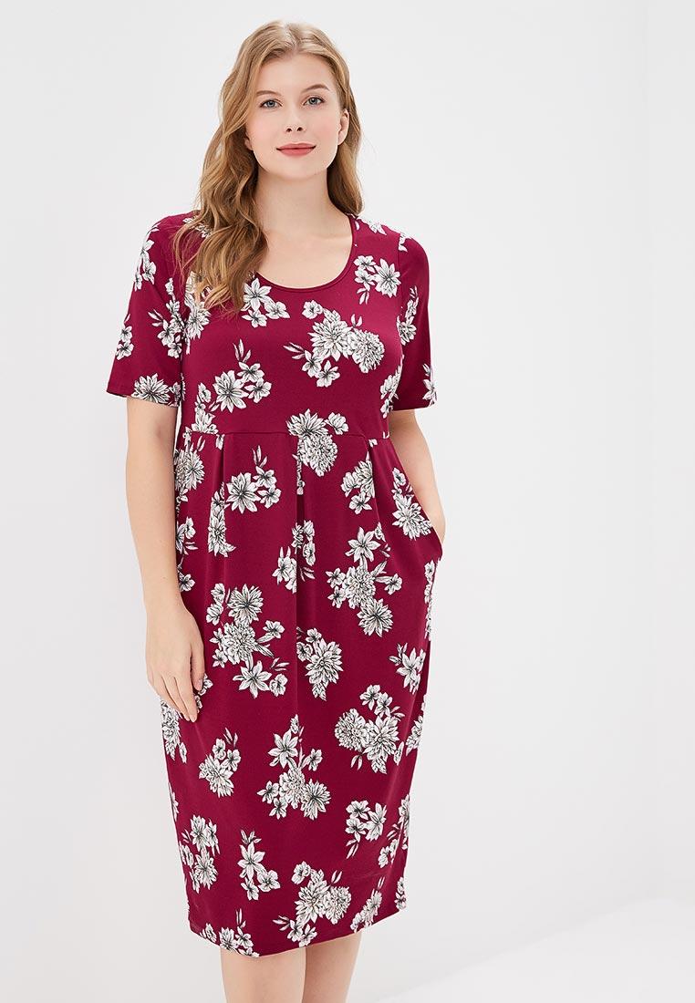 Повседневное платье Evans 04S27BRED