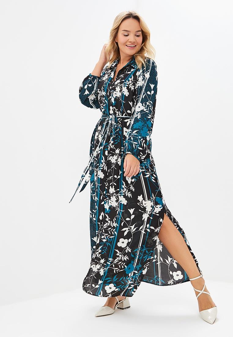 Повседневное платье Evans 04E34BGRN