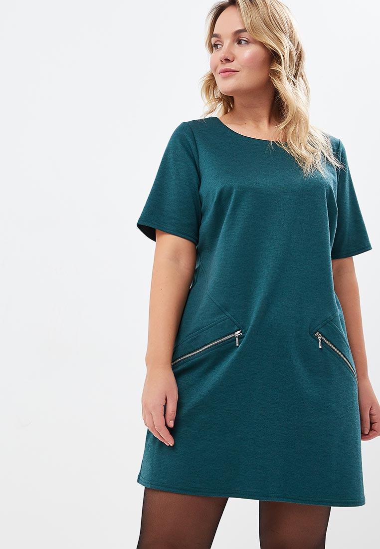 Повседневное платье Evans 04S15BGRN