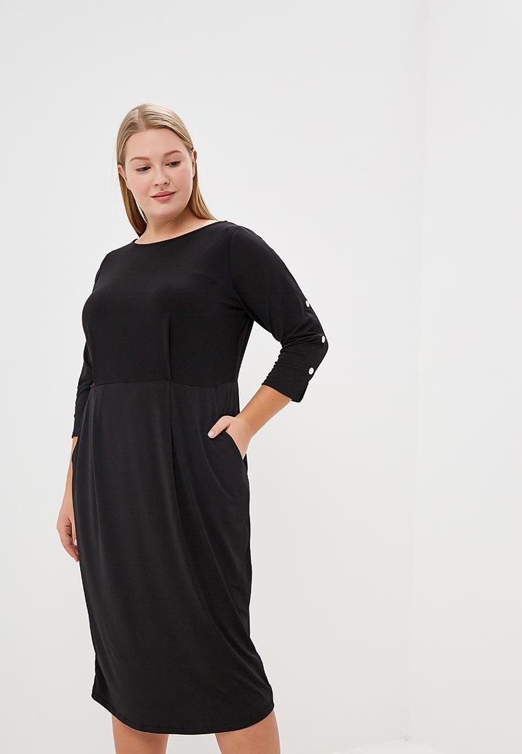 Повседневное платье Evans 04S31BBLK